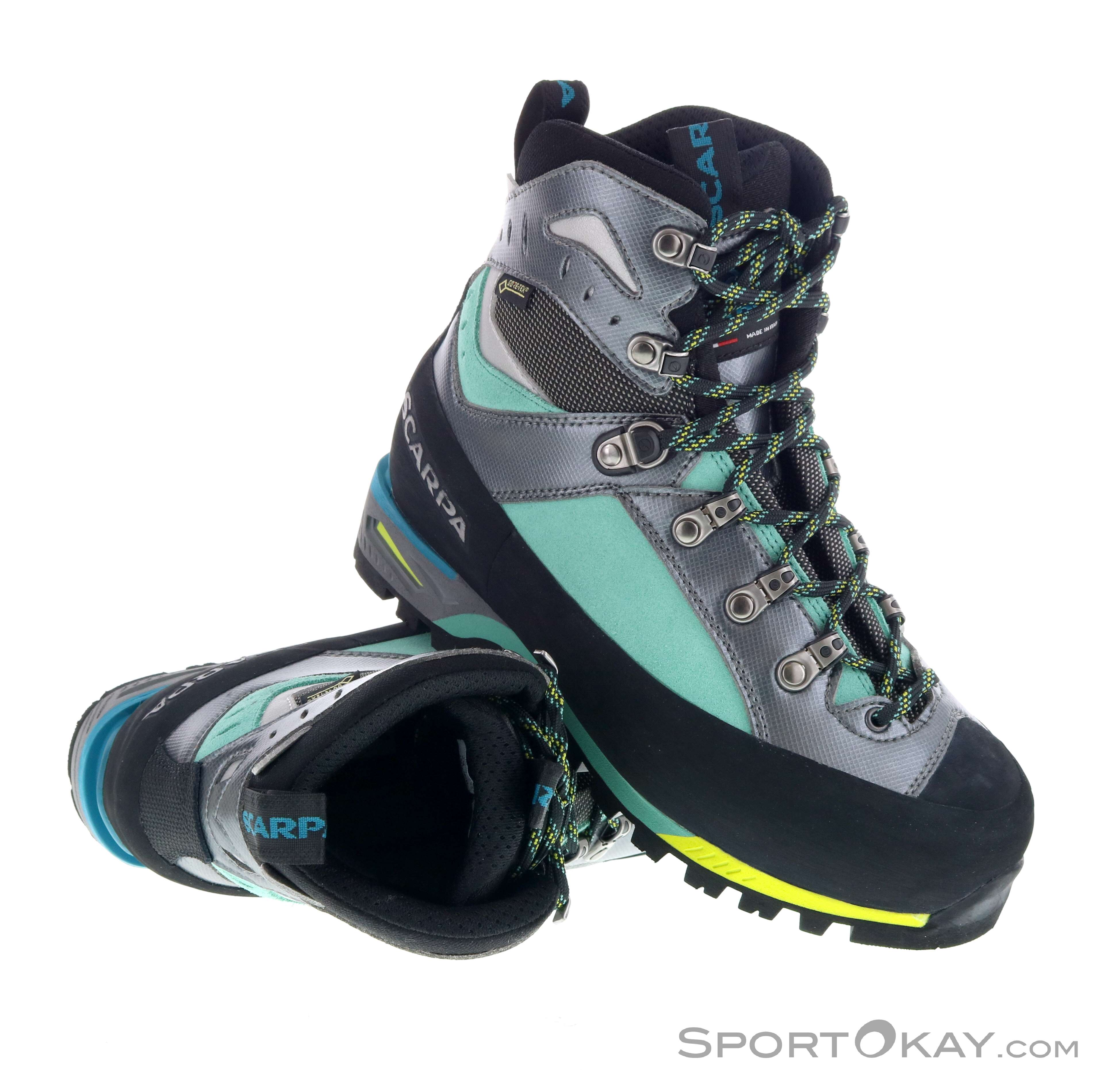 Scarpa Scarpa Triolet GTX Womens Mountaineering Boots Gore Tex