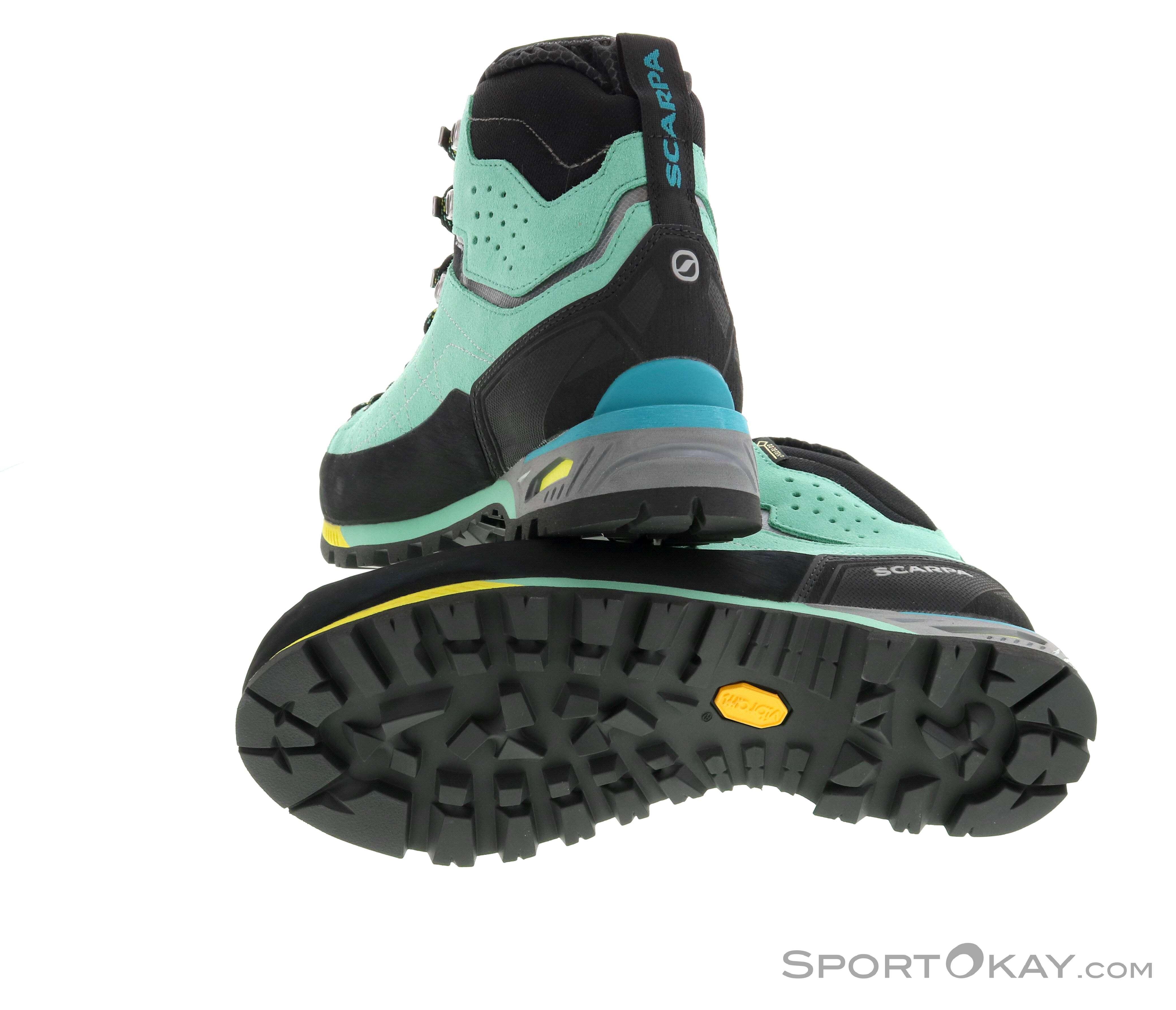 Scarpa Scarpa Zodiac Tech GTX Womens Mountaineering Boots Gore Tex