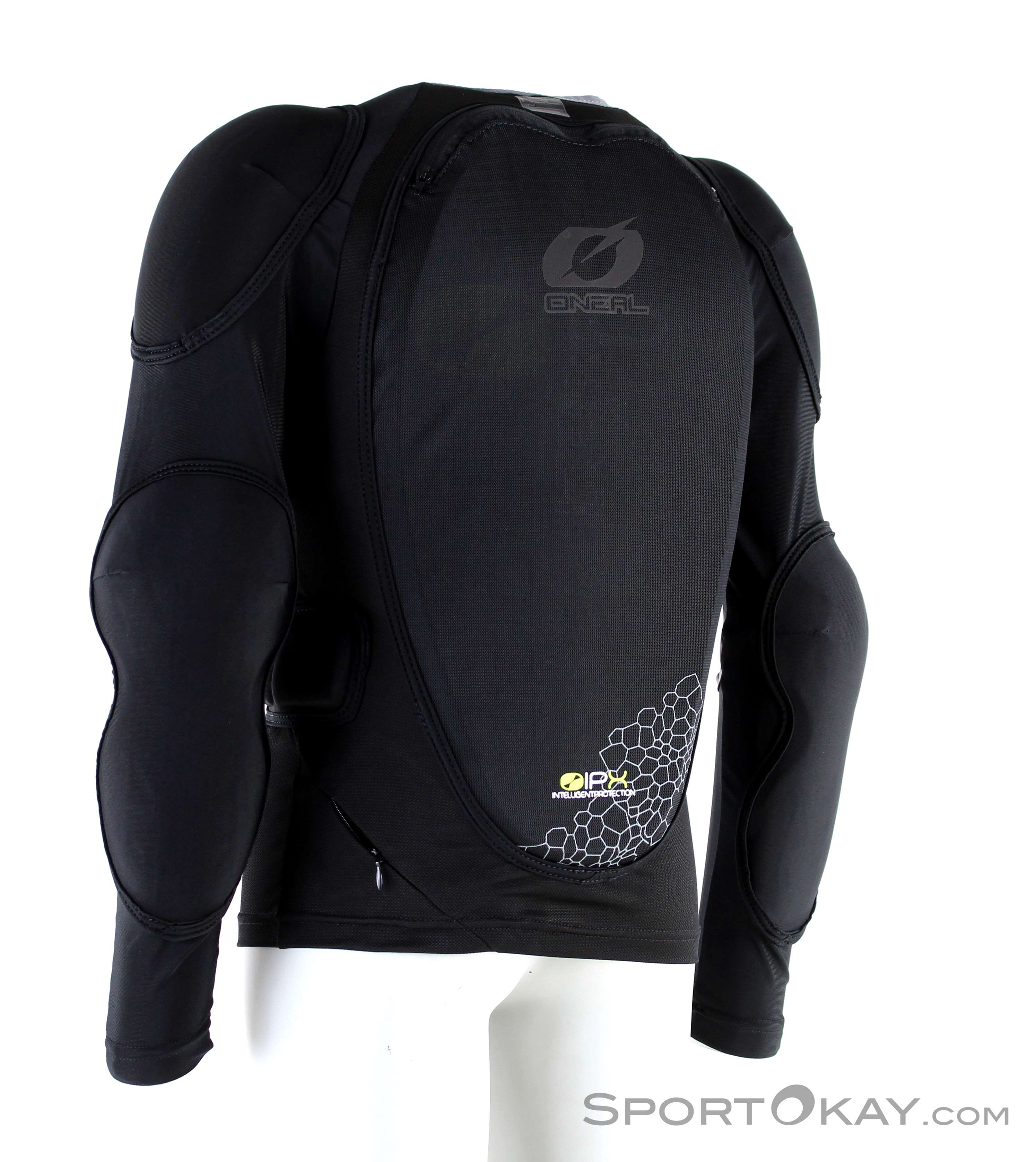 Oneal BP Negro 2019 Protectores