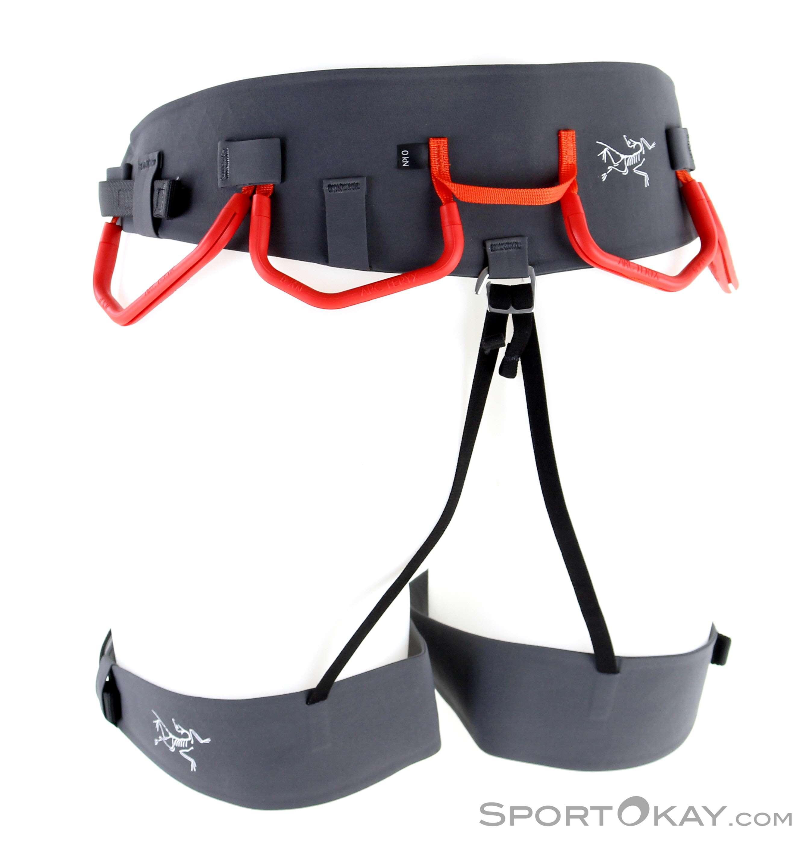 6a0ac45a9ea Arcteryx AR-395 A Harness Mens Climbing Harness , Arcteryx, Black, , ,
