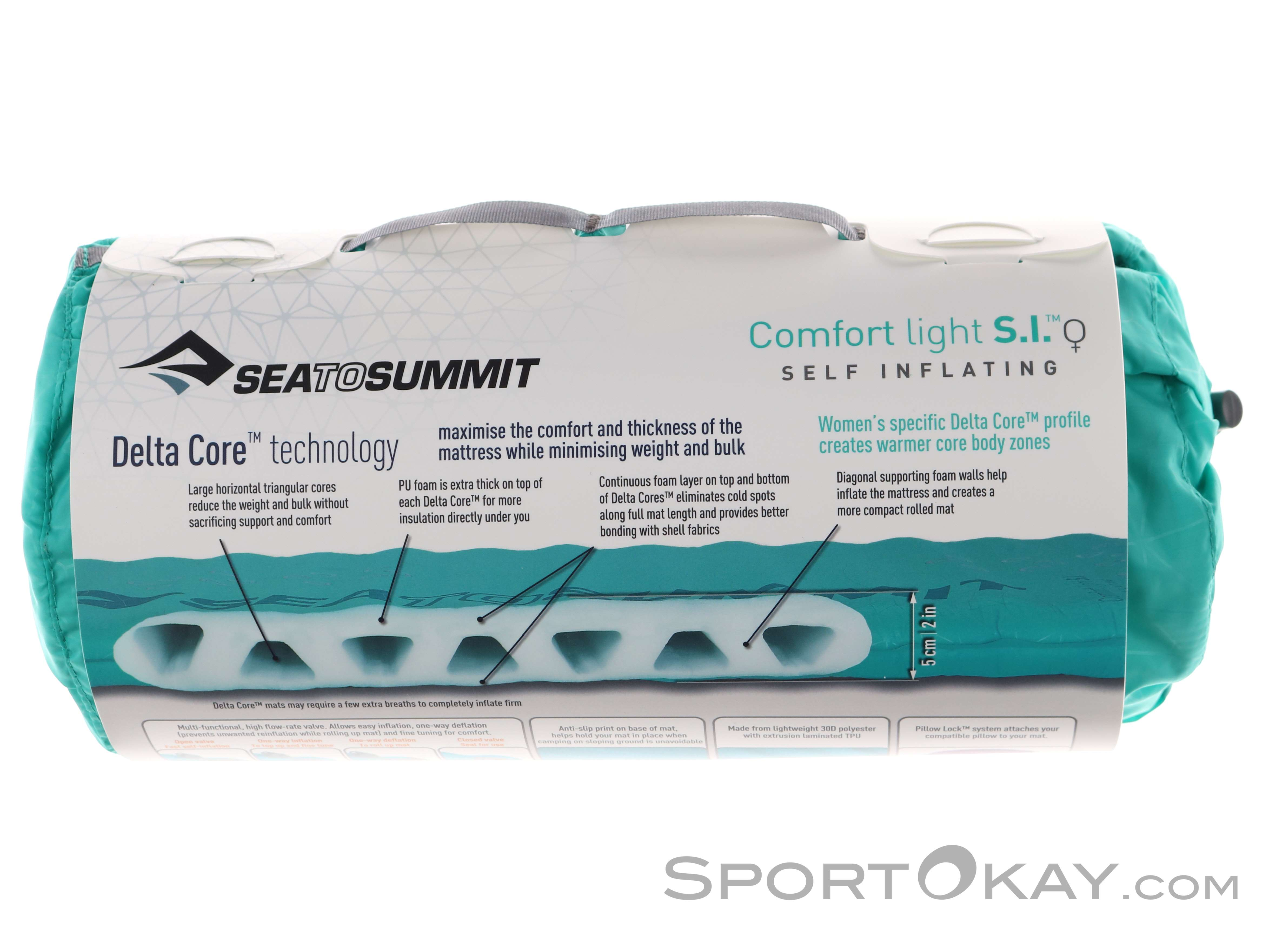 Summit Compact Clamp Light