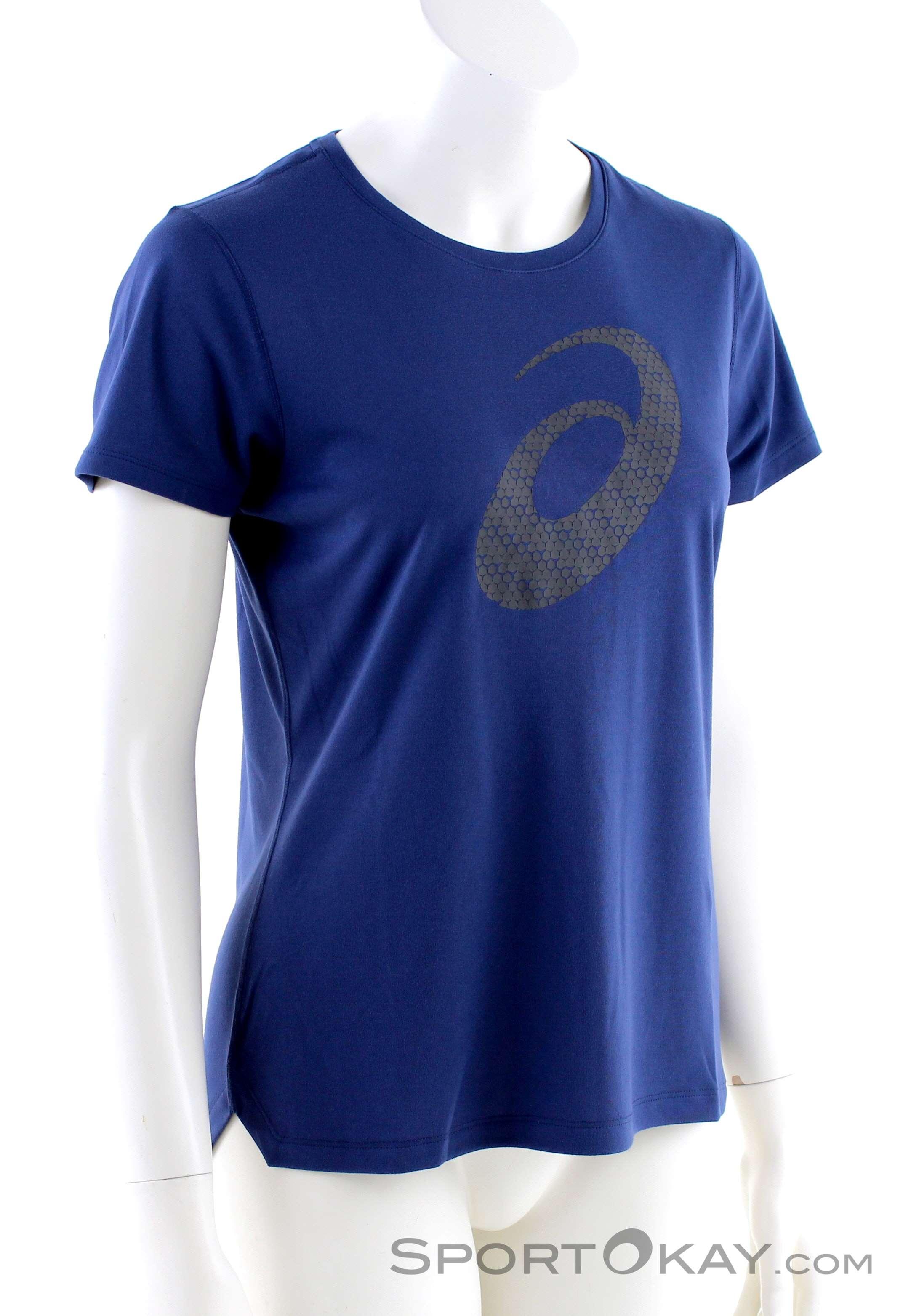 Asics Asics Silver Graphic SS Damen T-Shirt