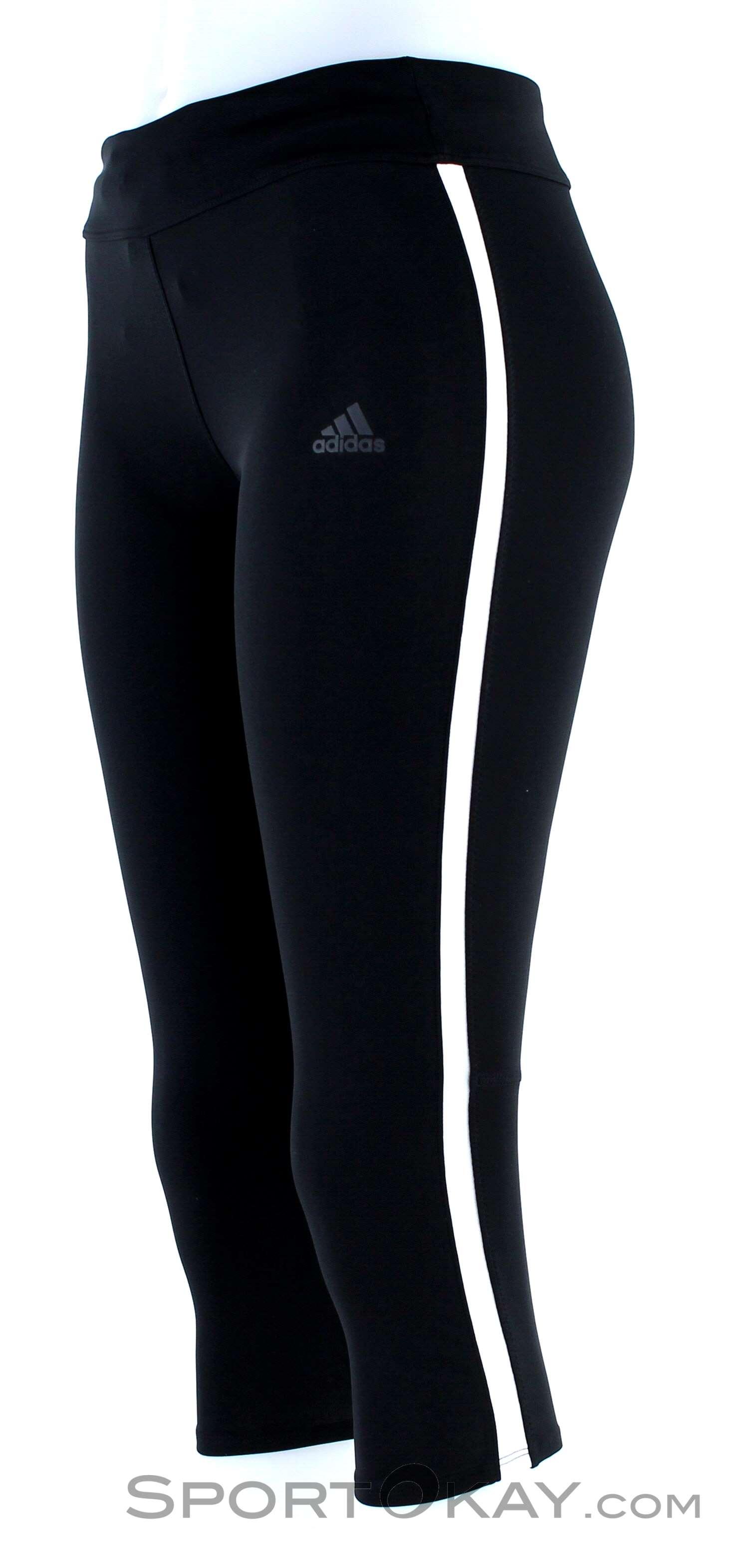 adidas Response 34 Tight Womens Leggings Pants Fitness
