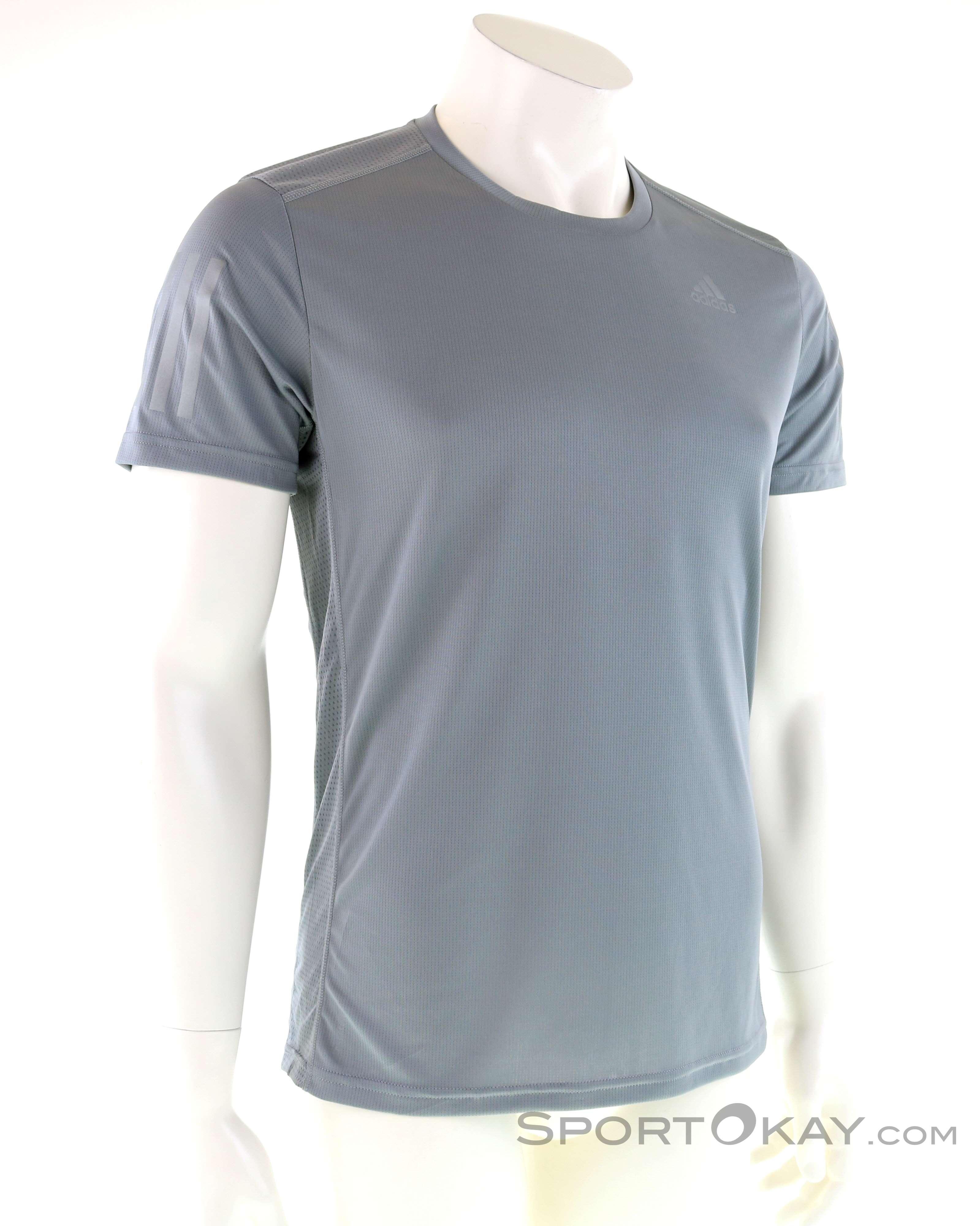 adidas adidas Own The Run Mens T Shirt