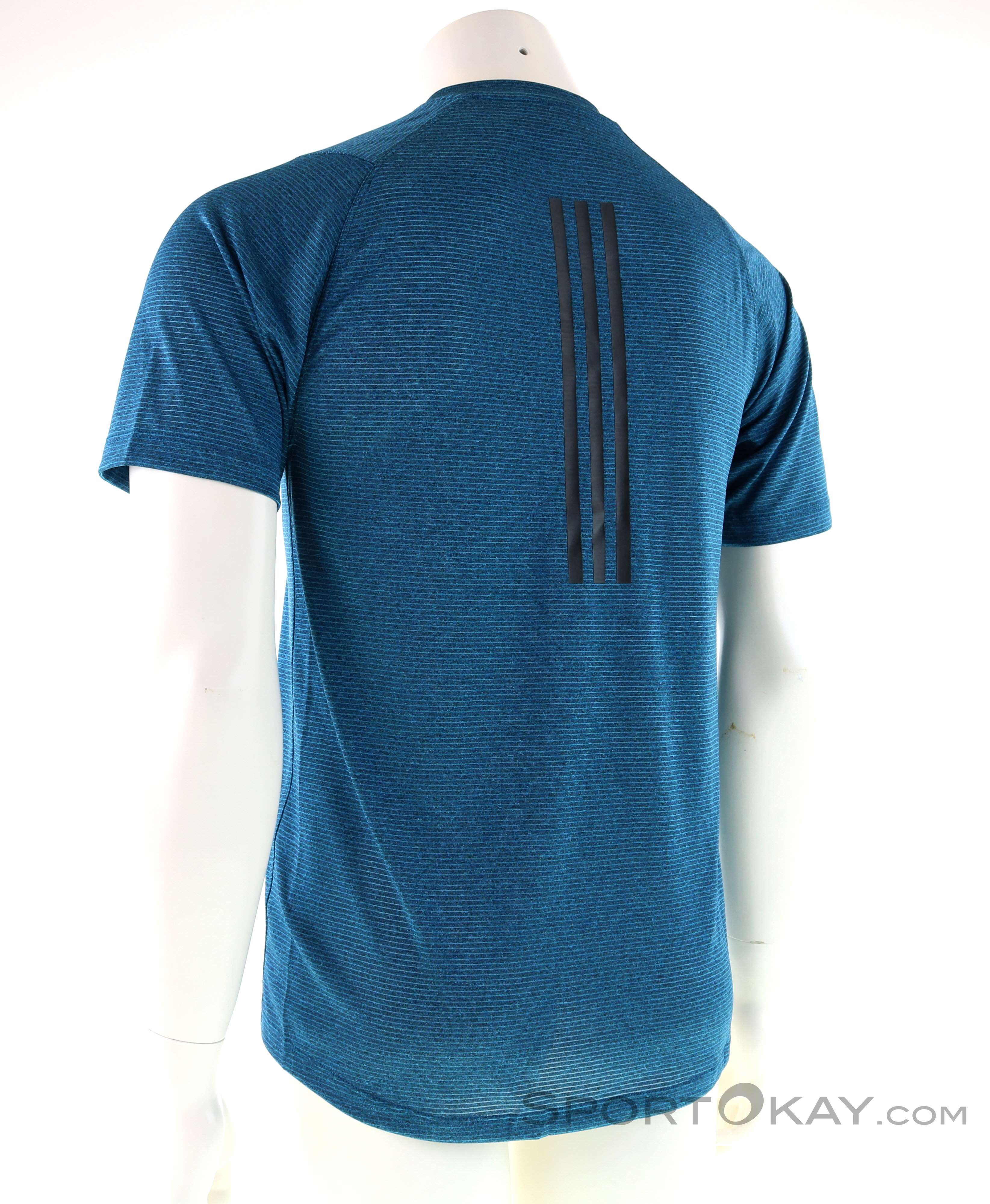 adidas adidas Freelift Tech Climacool Fitted Mens T Shirt