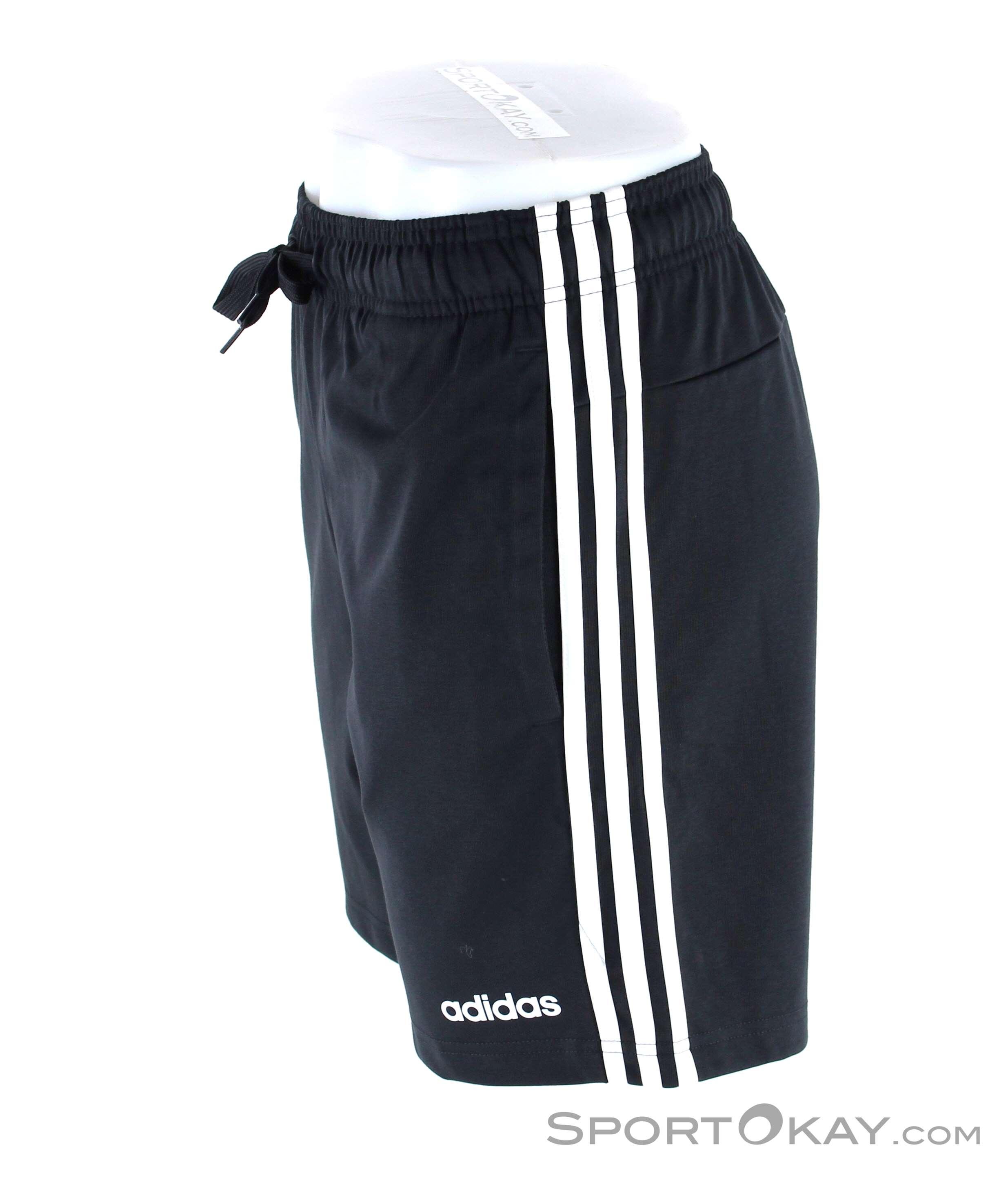 adidas adidas Essentials 3 Stripes Herren Fitnessshorts