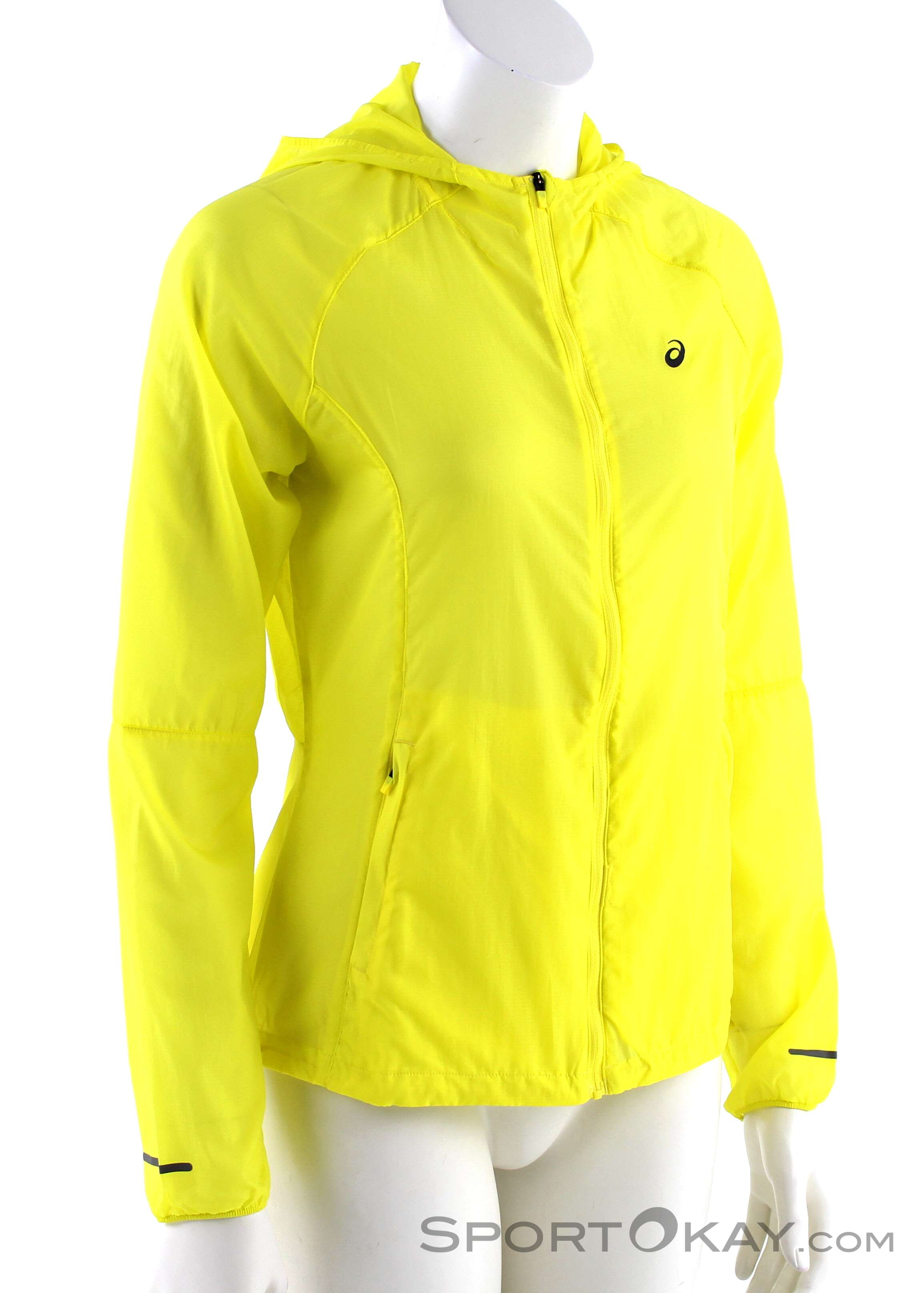 burbuja Huerta Grave  Asics Packable Womens Outdoor Jacket - Jackets - Outdoor Clothing - Outdoor  - All