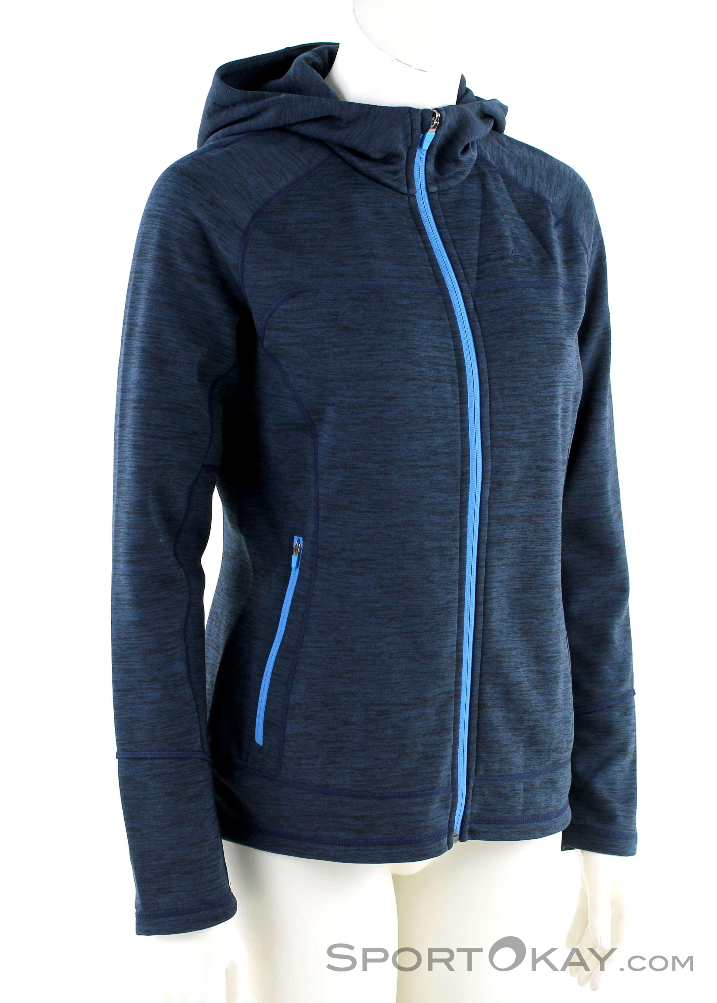 Sweater Trentino Hoody Outdoor Schöffel Fleece Womens AqcR5jL34