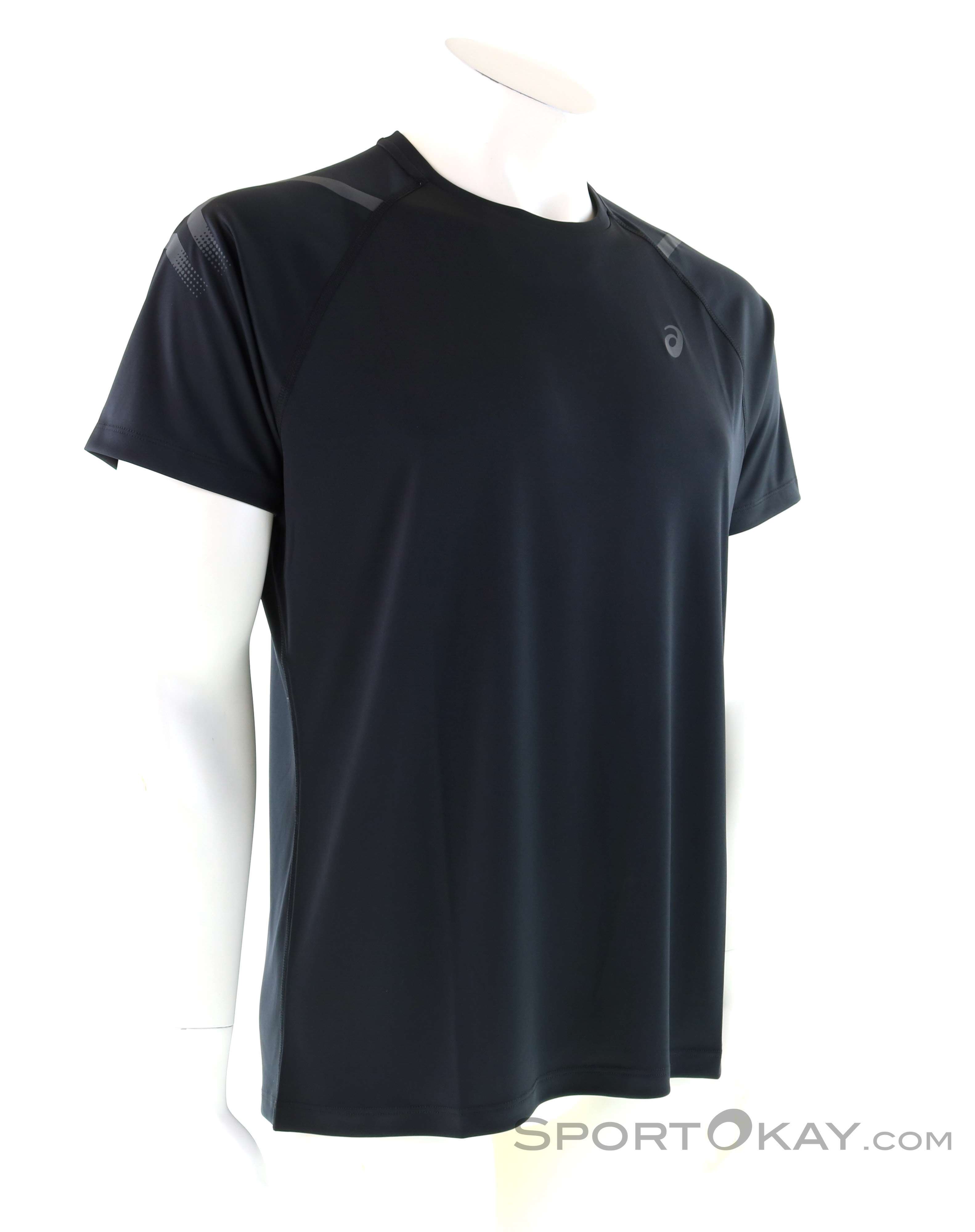 Asics Icon SS Top Mens T Shirt Shirts & T Shirts Fitness