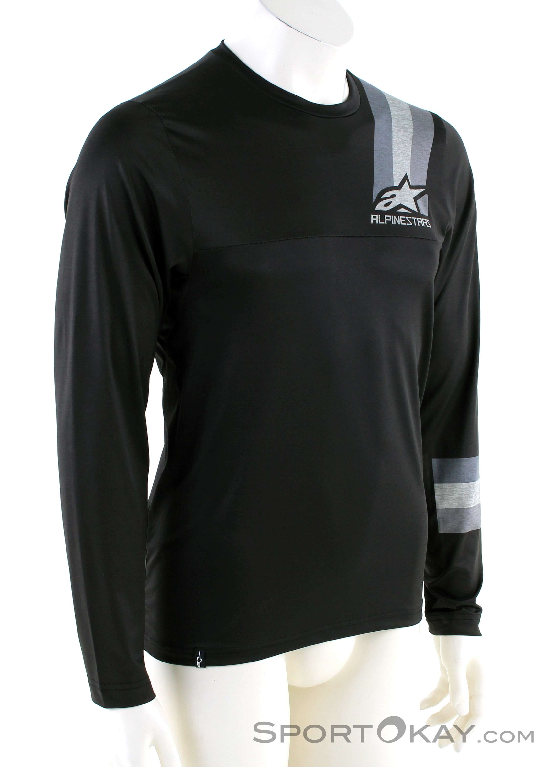 1765819 Alpinestars ALPS 4.0 LS JERSEY Mens T-Shirt MTB Mountain Biking Trail
