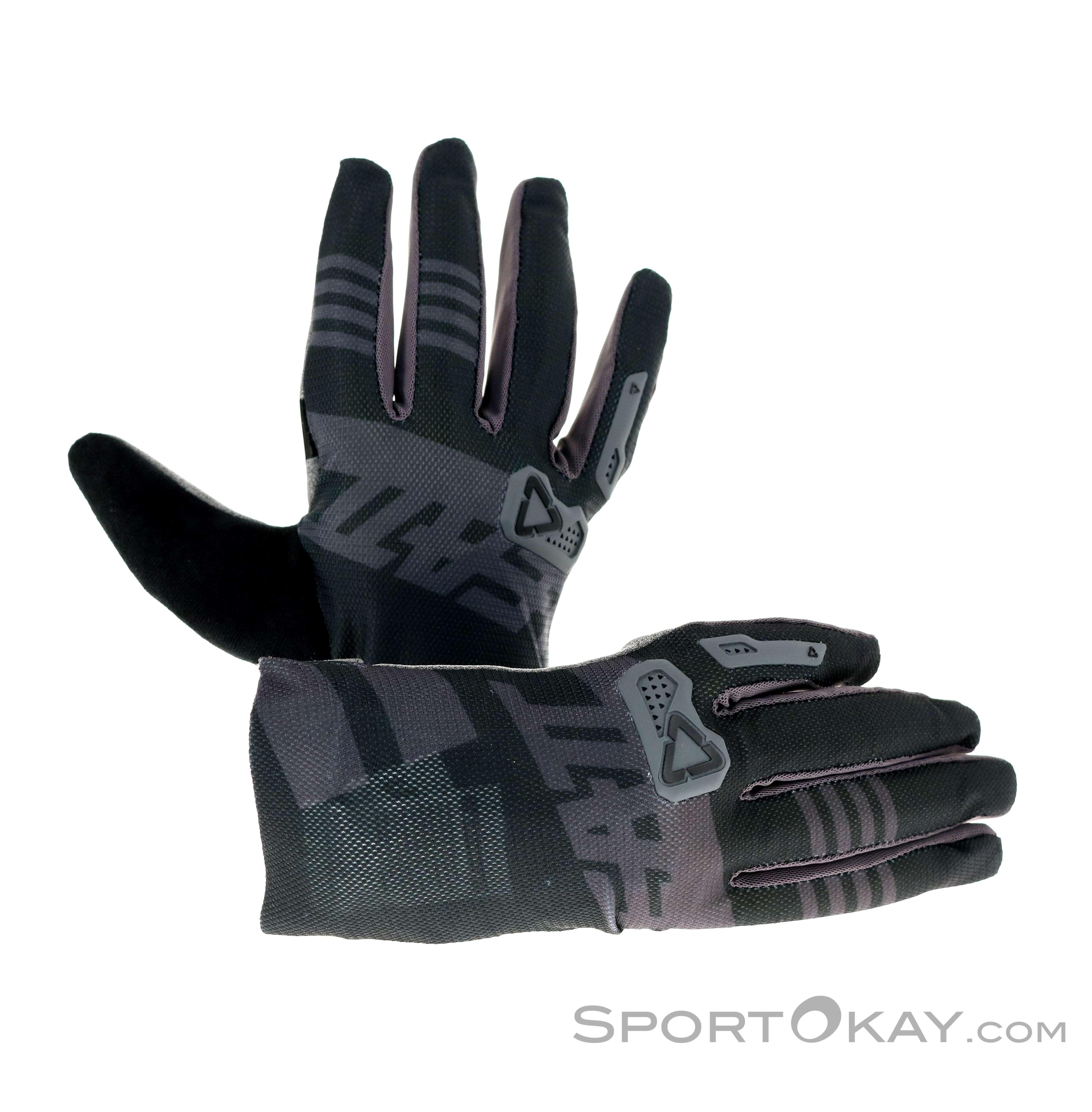 Leatt Bike-Handschuhe DBX 2.0 X-Flow Schwarz