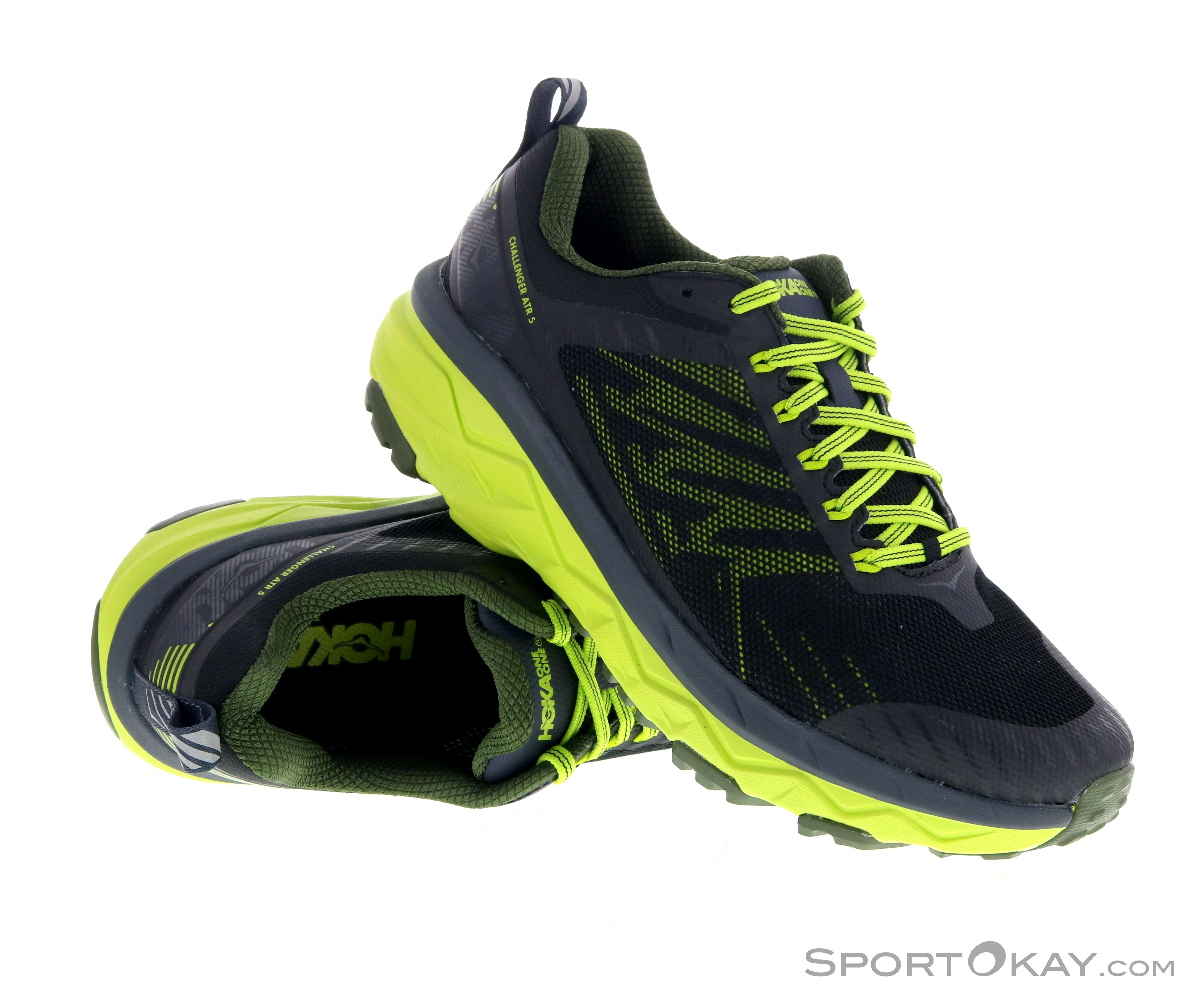 Hoka One One Challenger ATR 5 Mens Trail Running Shoes All