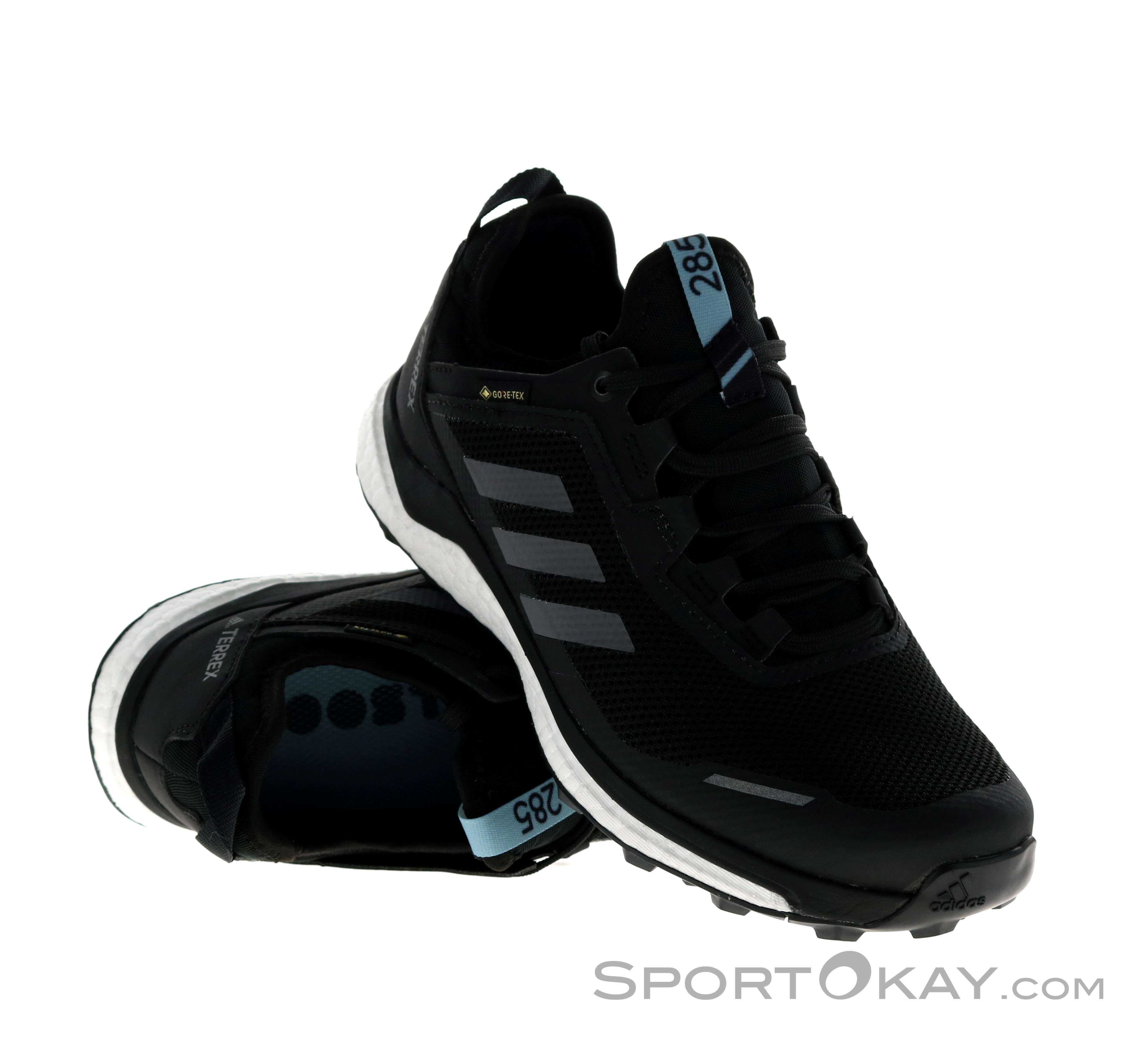 adidas Terrex adidas Terrex Agravic Flow Womens Trail Running Shoes GTX