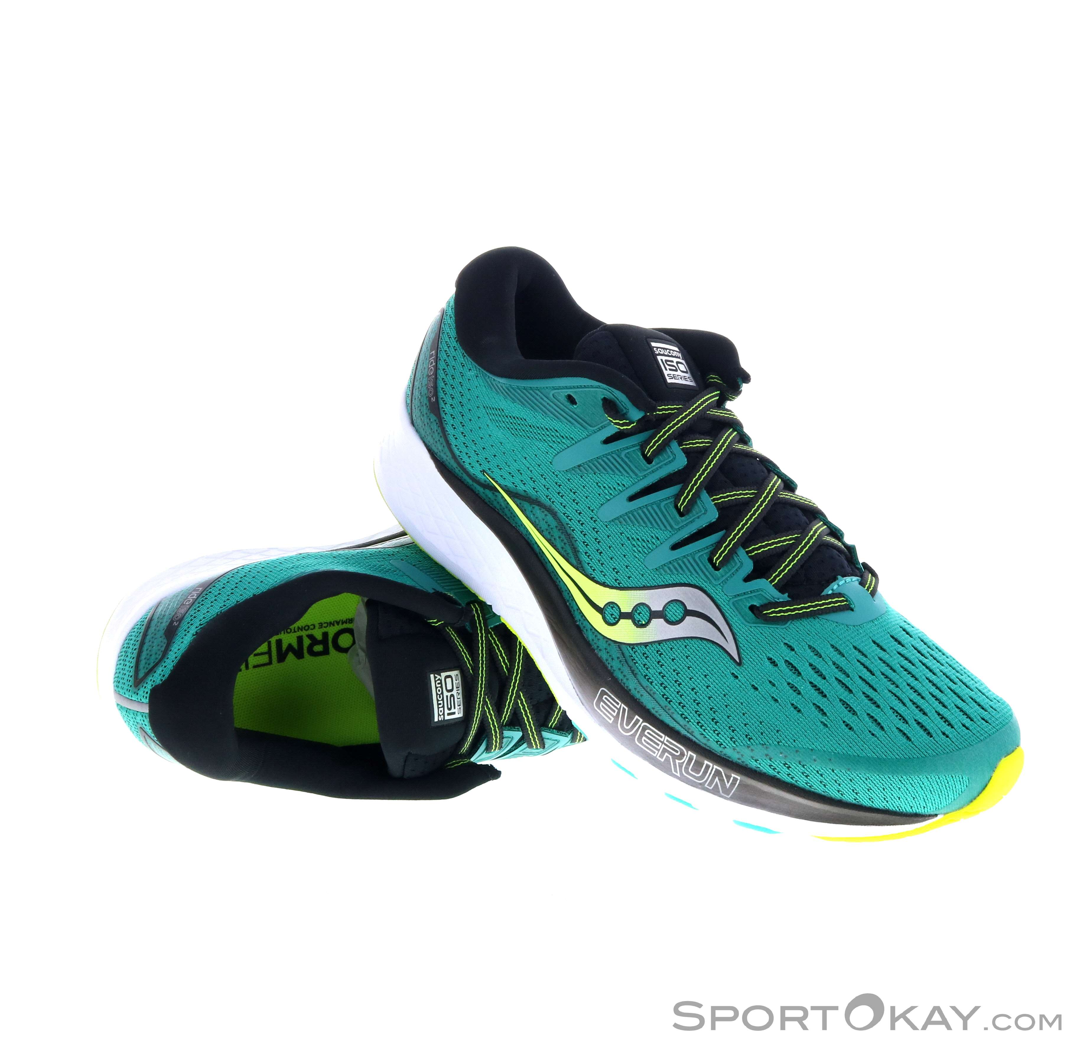 Saucony Saucony Ride Iso 2 Mens Running Shoes