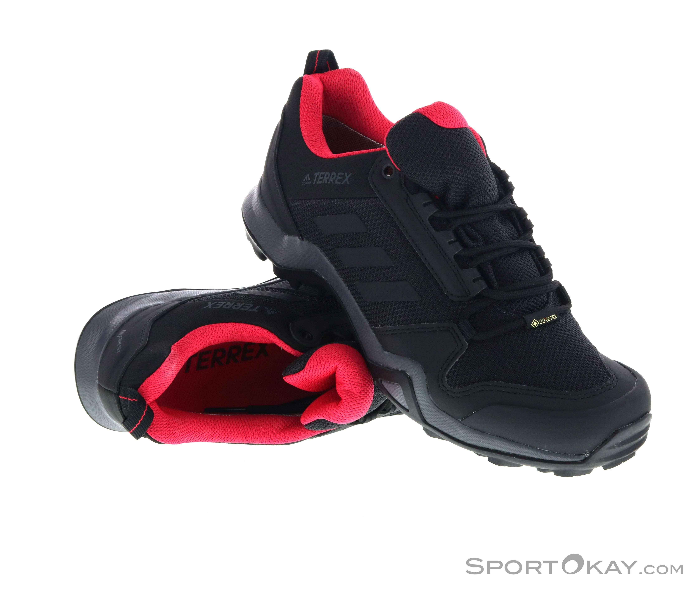 adidas adidas Terrex AX3 GTX Womens Hiking Boots Gore-Tex