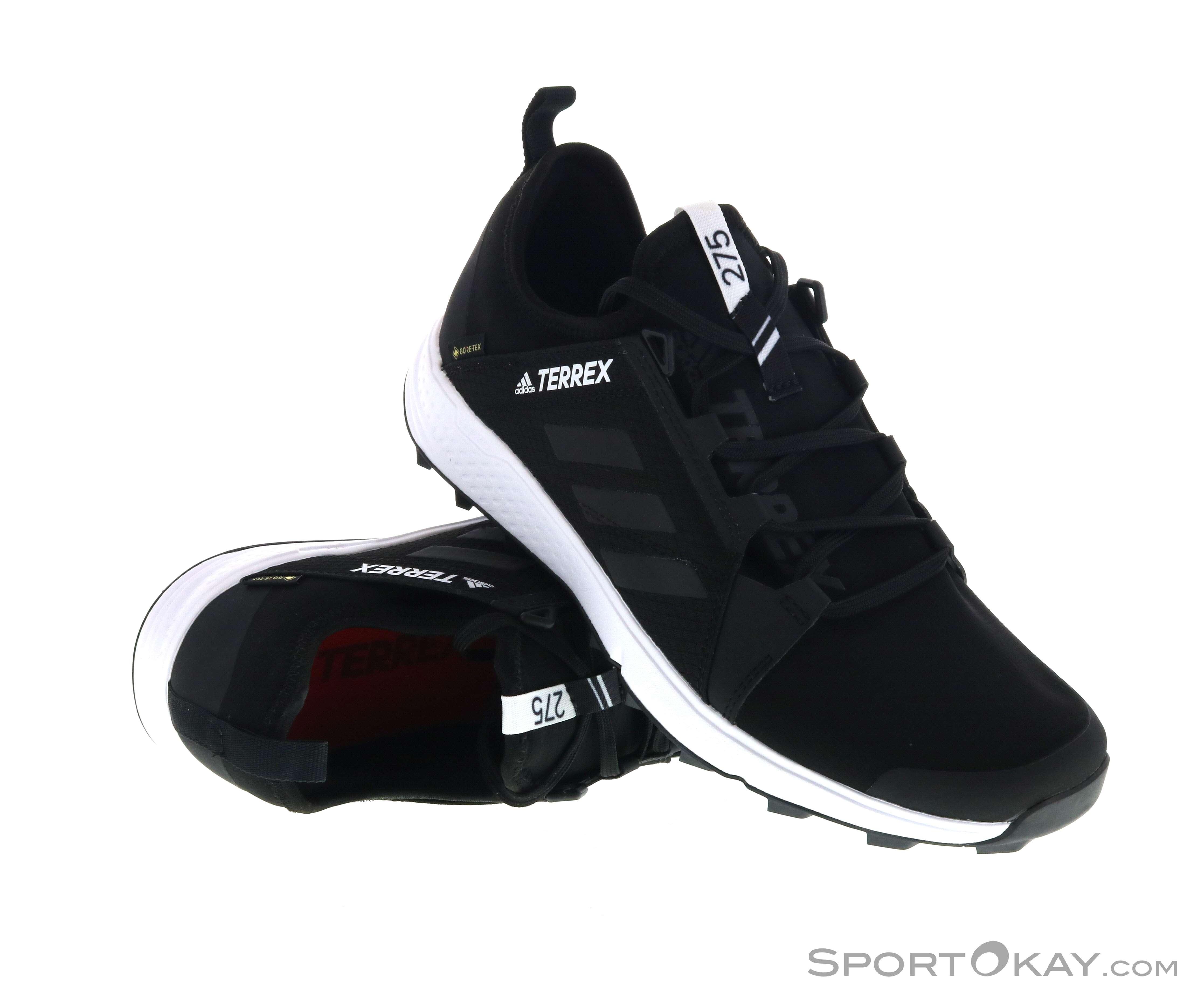 adidas adidas Terrex Speed GTX Mens Trail Running Shoes Gore-Tex