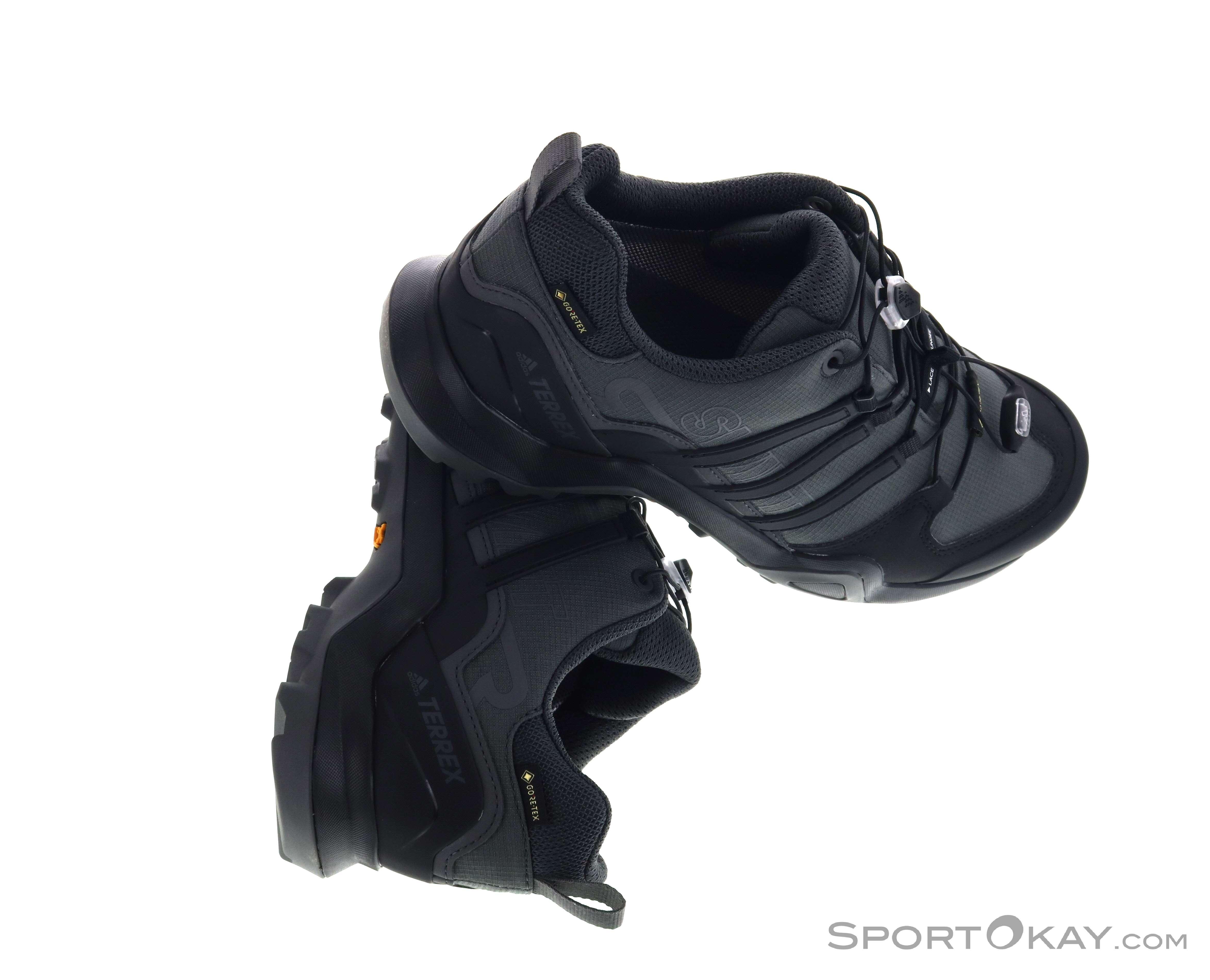 2431636c5 adidas adidas Terrex Swift R2 GTX Mens Trail Running Shoes