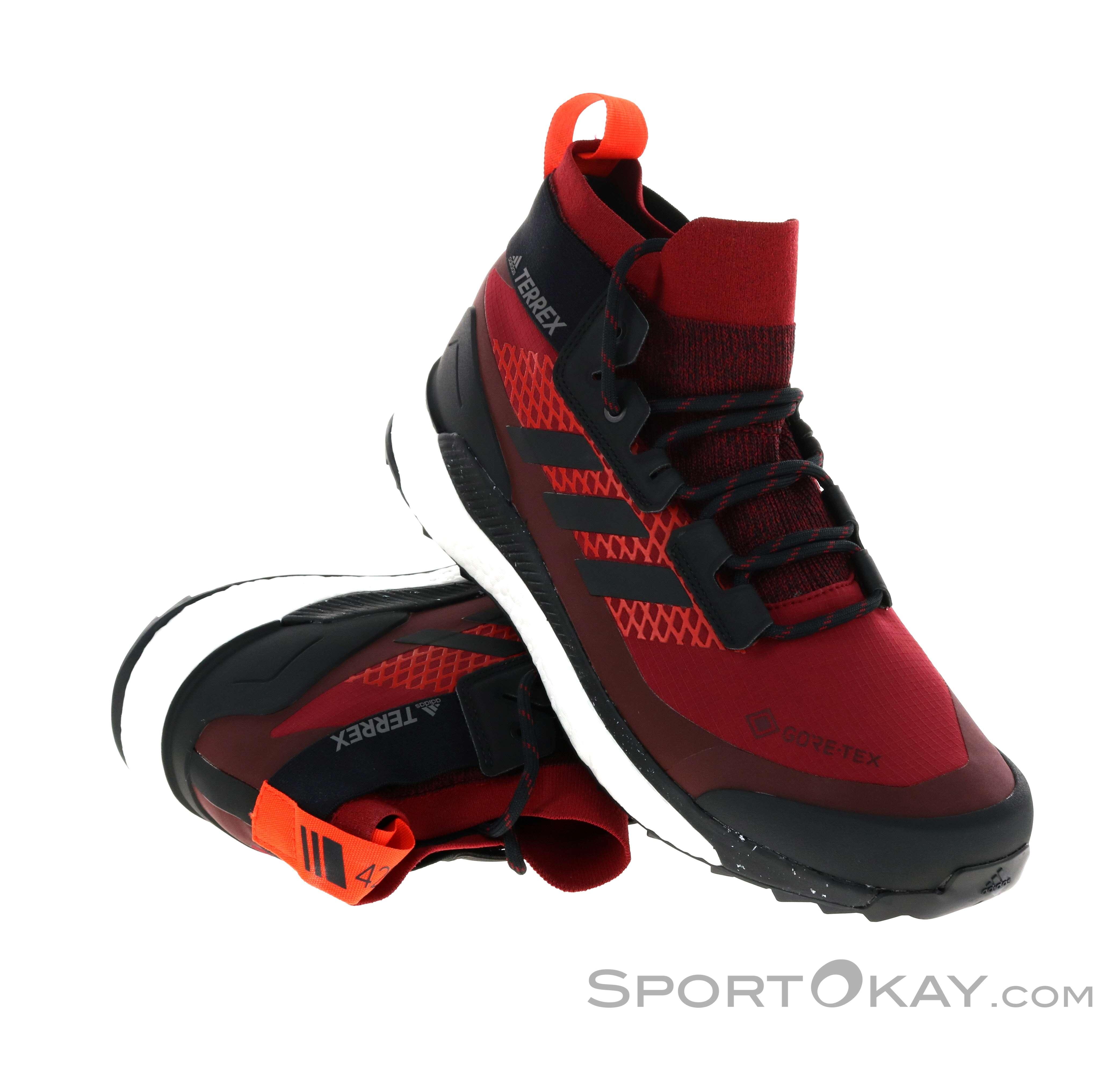 adidas Terrex Free Hiker GTX Mens