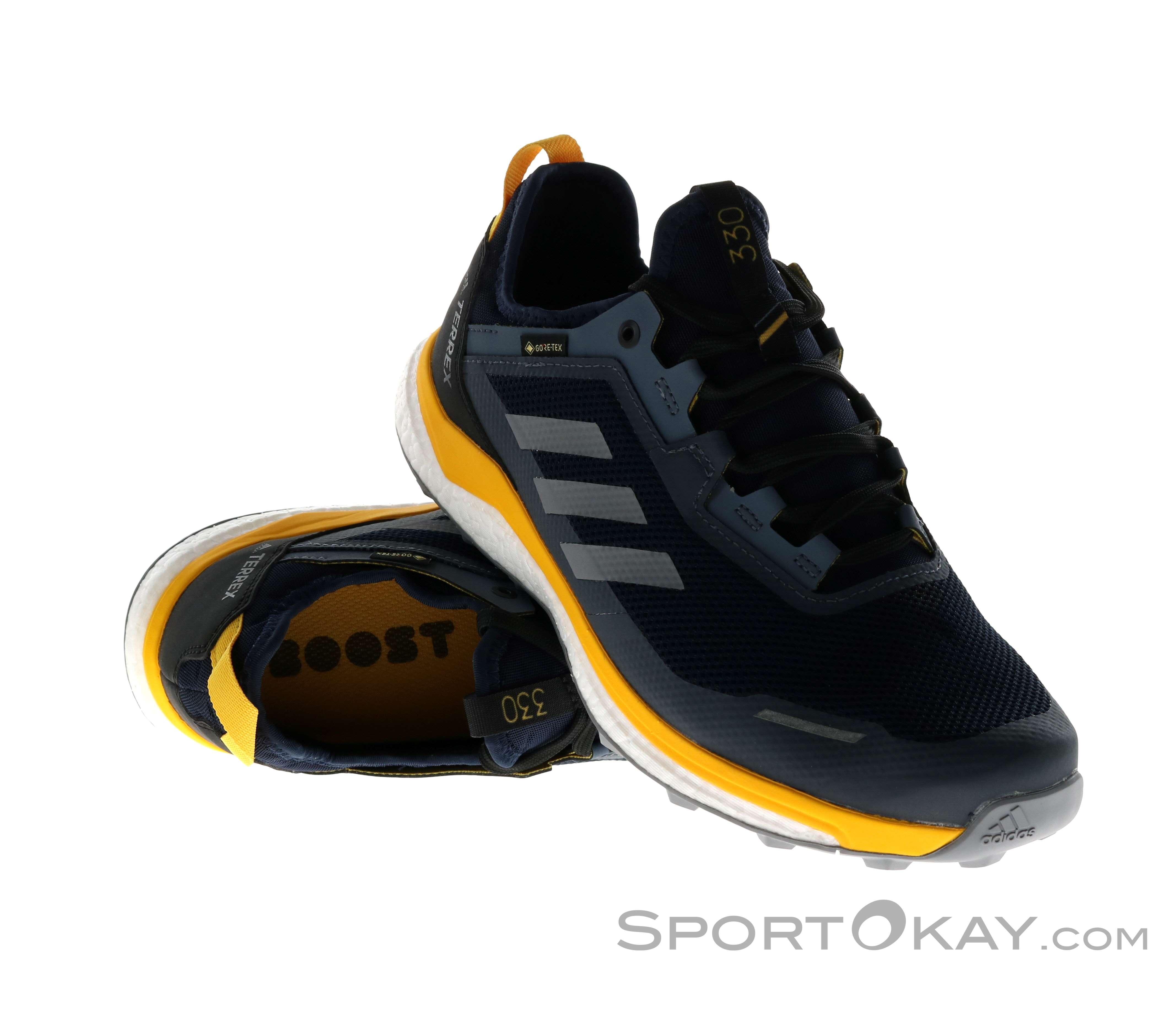 adidas Terrex Agravic GTX, Scarpe da Trail Running Uomo