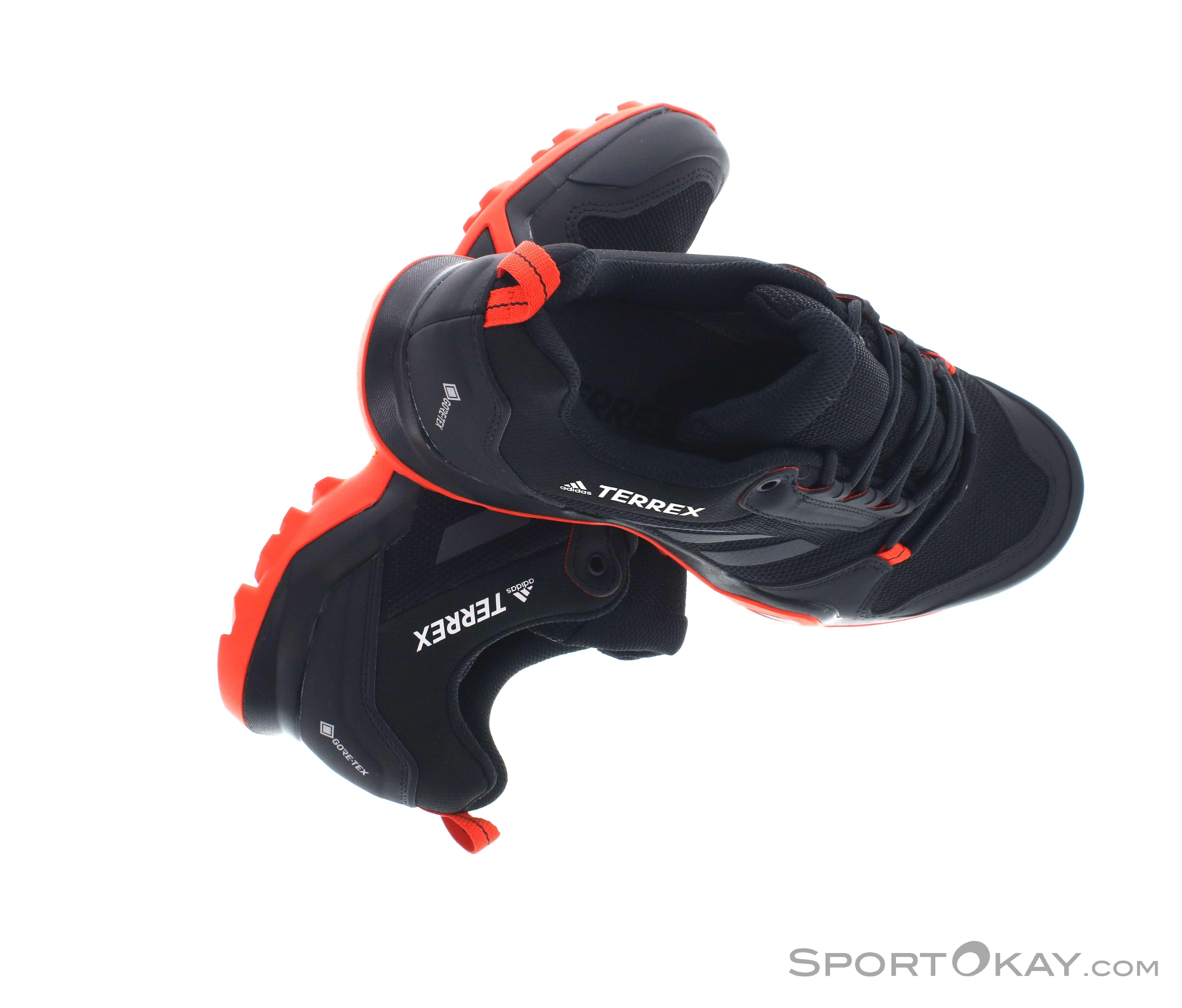adidas adidas Terrex AX3 GTX Mens Hiking Boots Gore Tex
