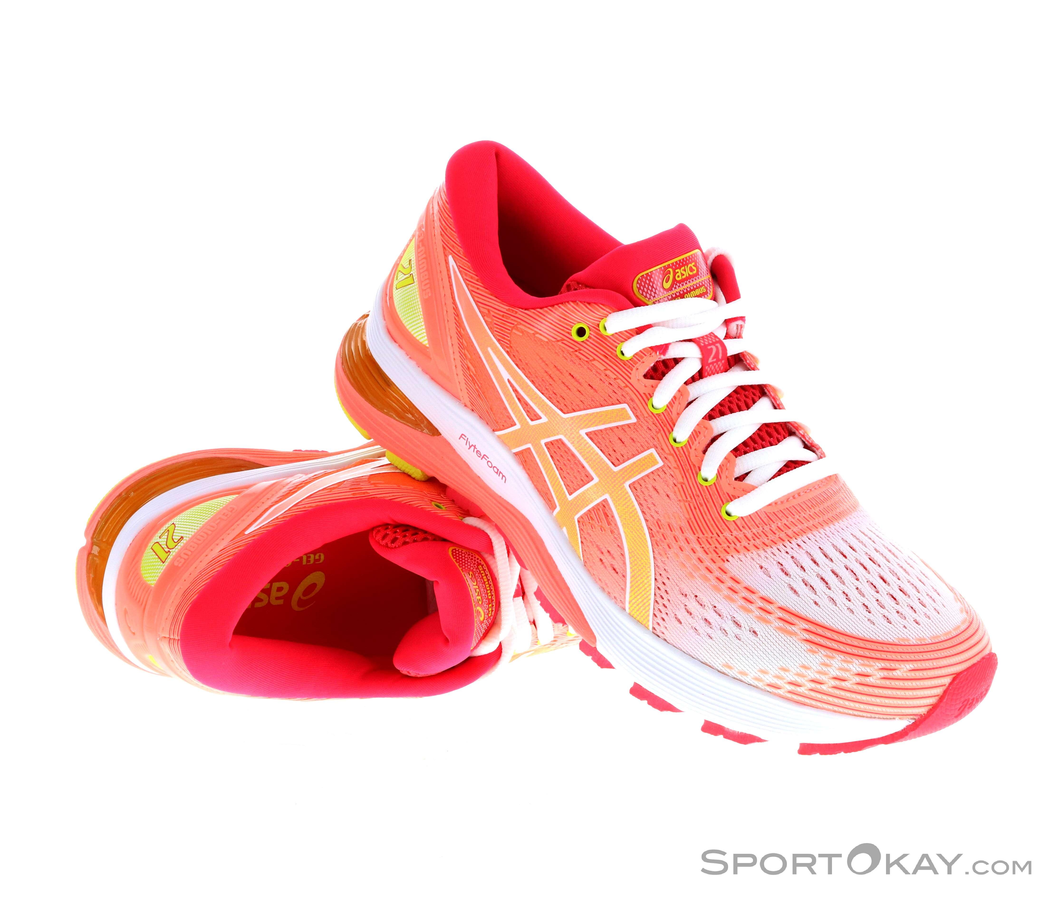 Asics Asics Gel Nimbus 21 Womens Running Shoes