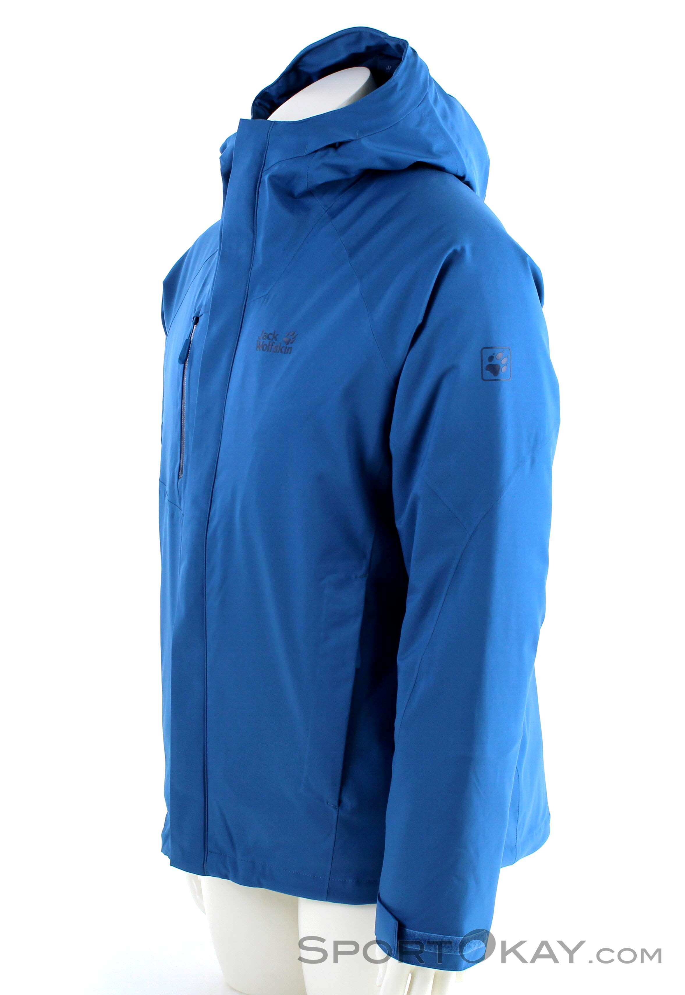 Jack Wolfskin Troposphere Mens Outdoor Jacket Jackets