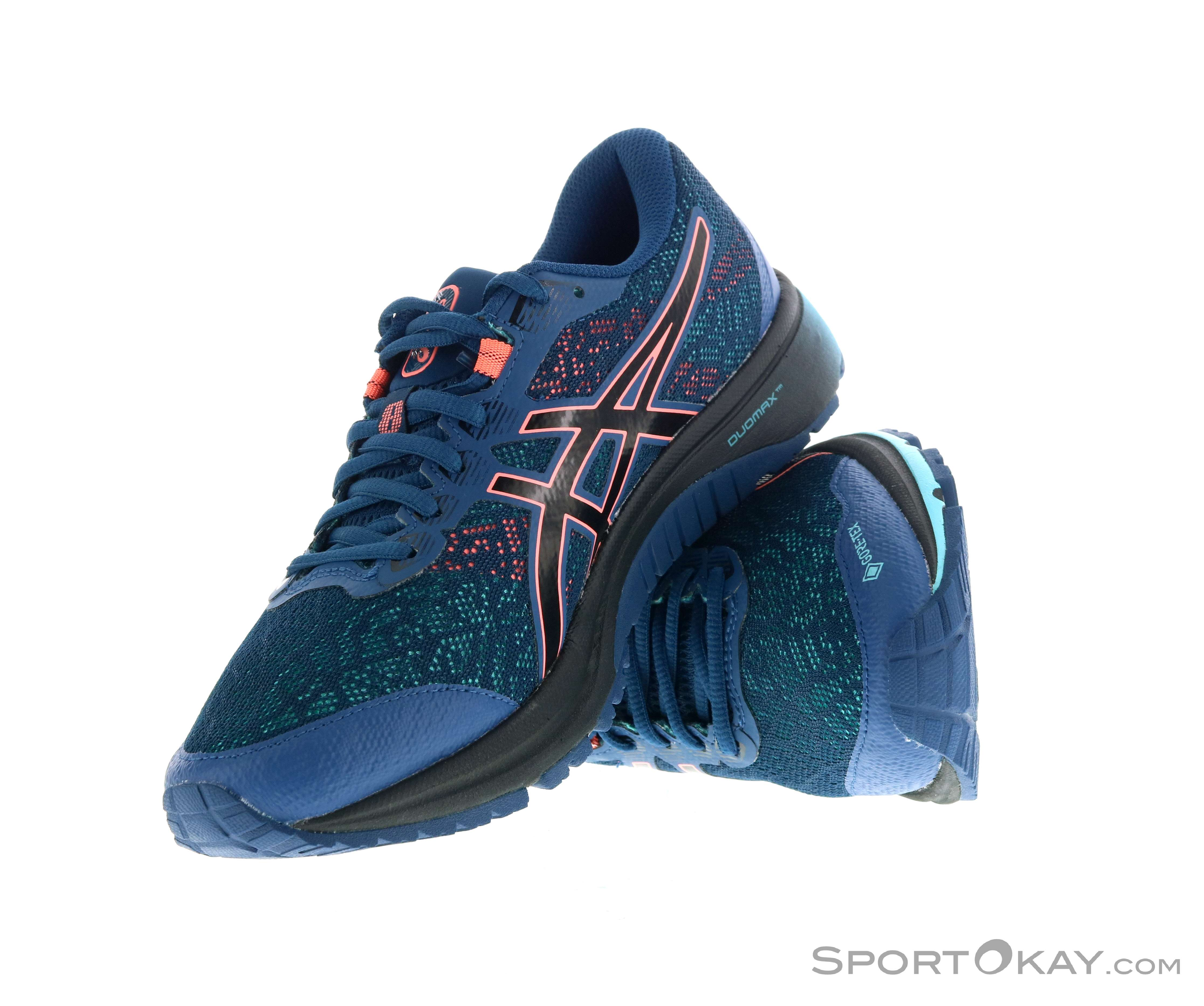 Asics GT-1000 8 G-TX Womens Running Shoes Gore-Tex - All ...