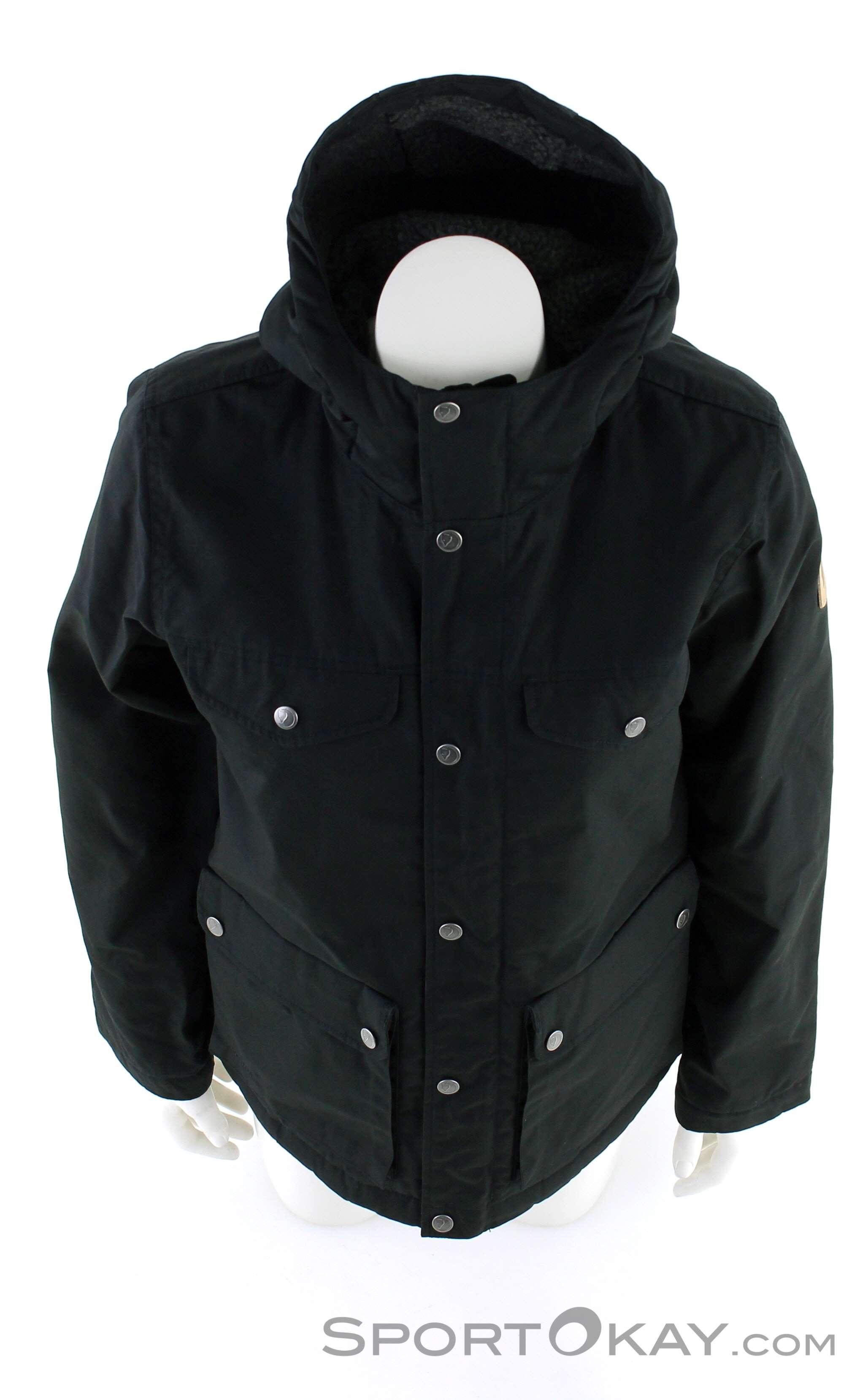 Outdoor Gear Fjallraven Greenland Jacket Winter Review Wind