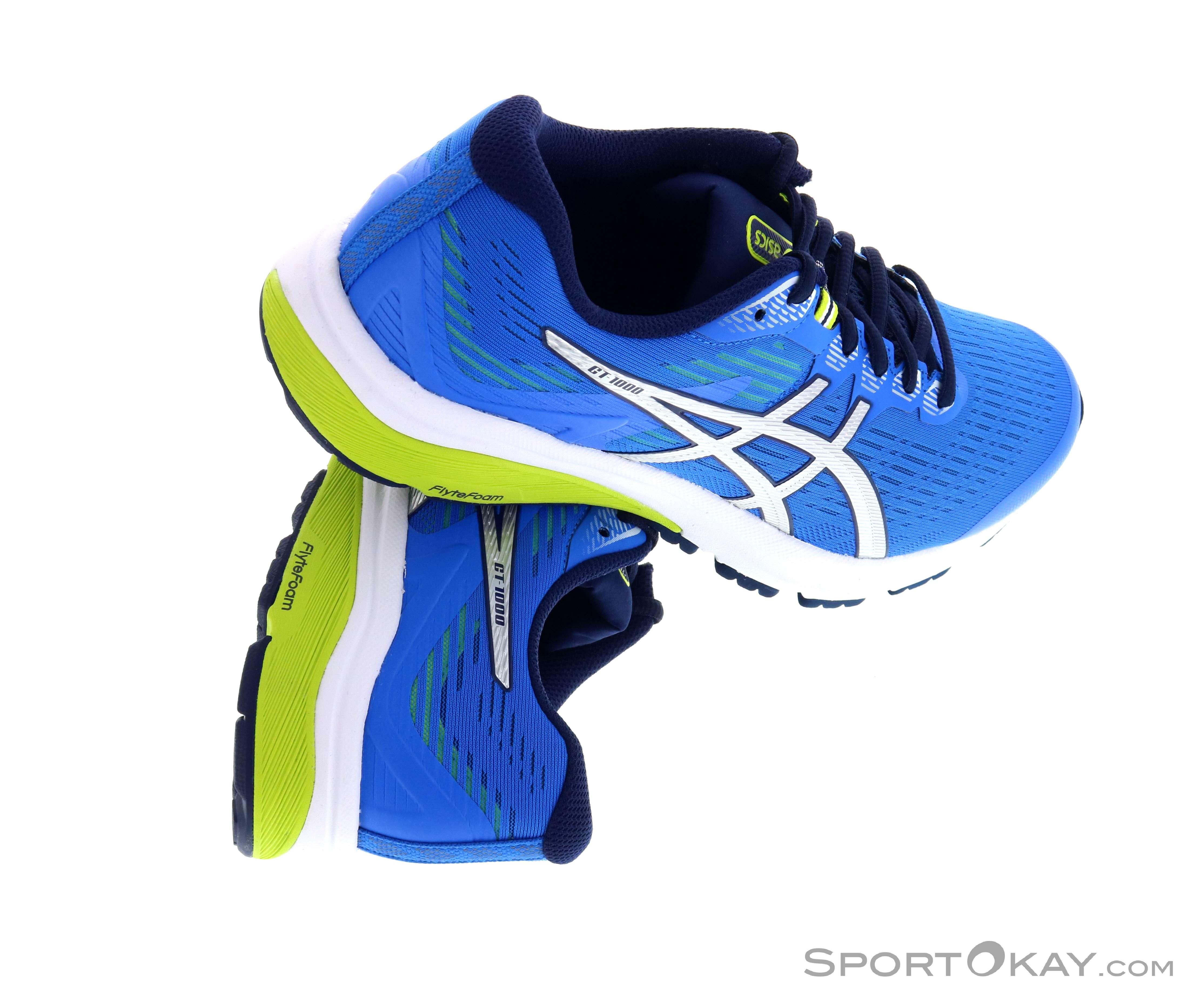 Asics Asics GT 1000 8 Mens Running Shoes