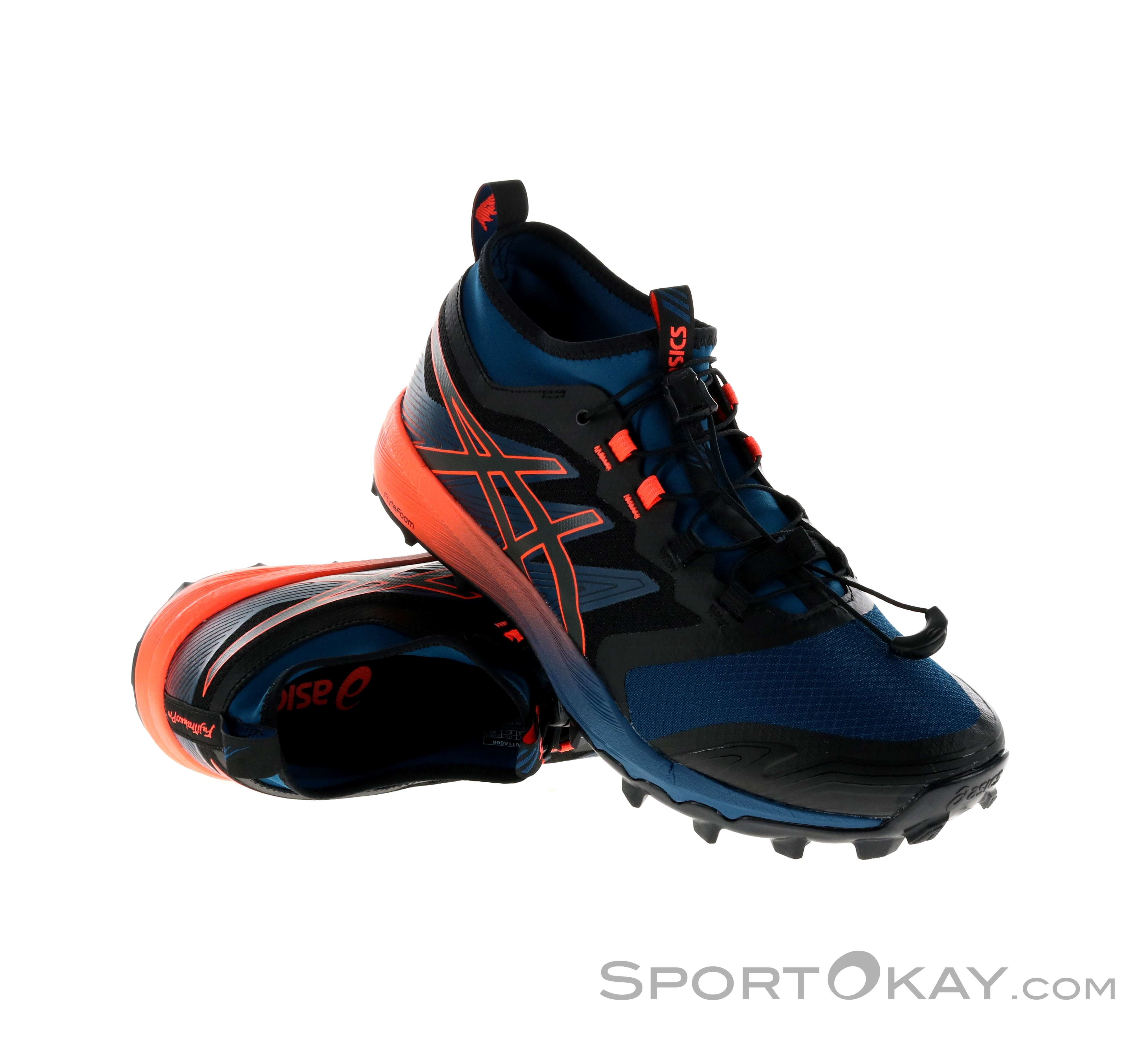 Asics Asics Fujitrabuco Pro Mens Trail Running Shoes