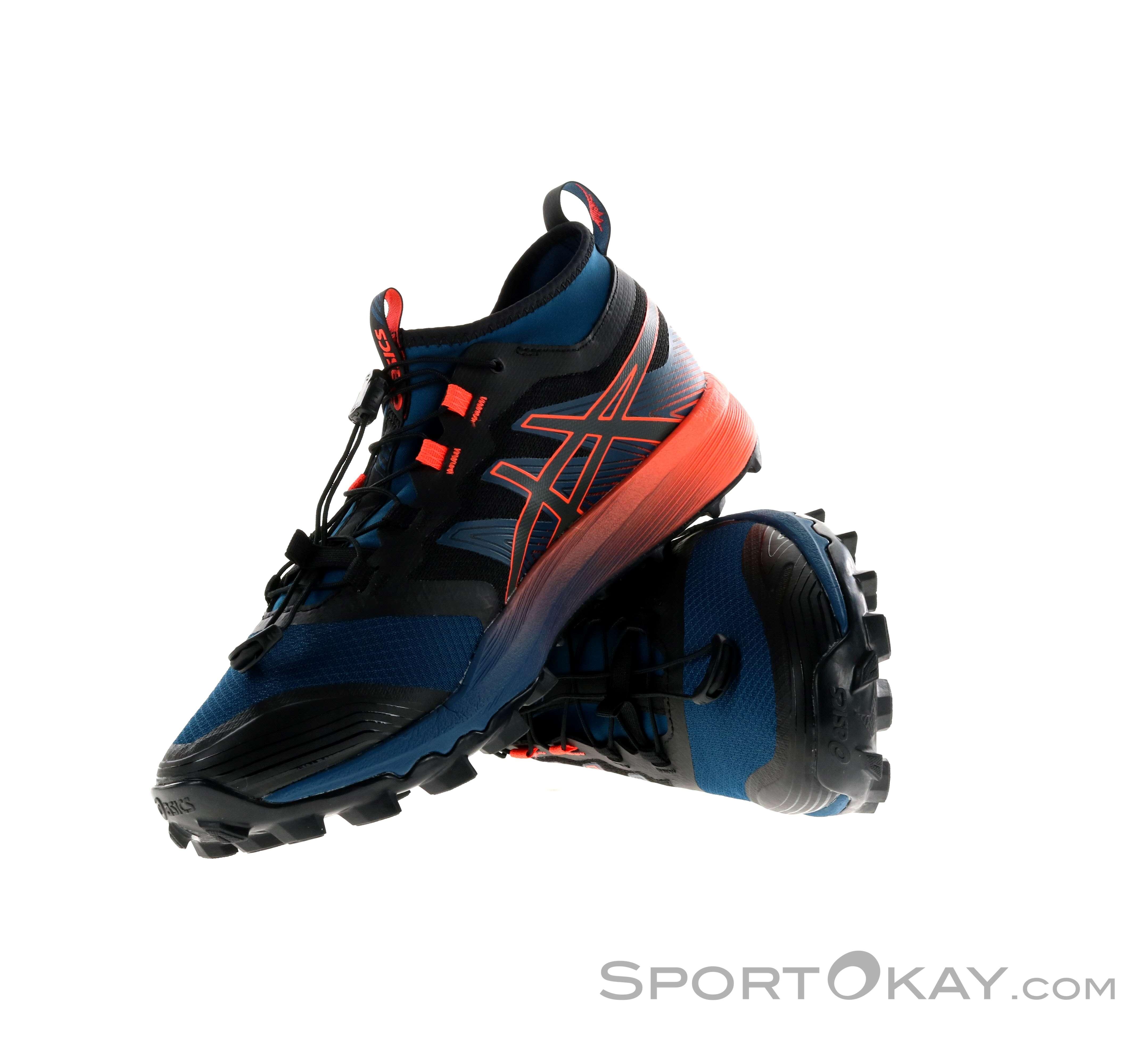 Asics Fujitrabuco Pro Mens Trail Running Shoes Trail