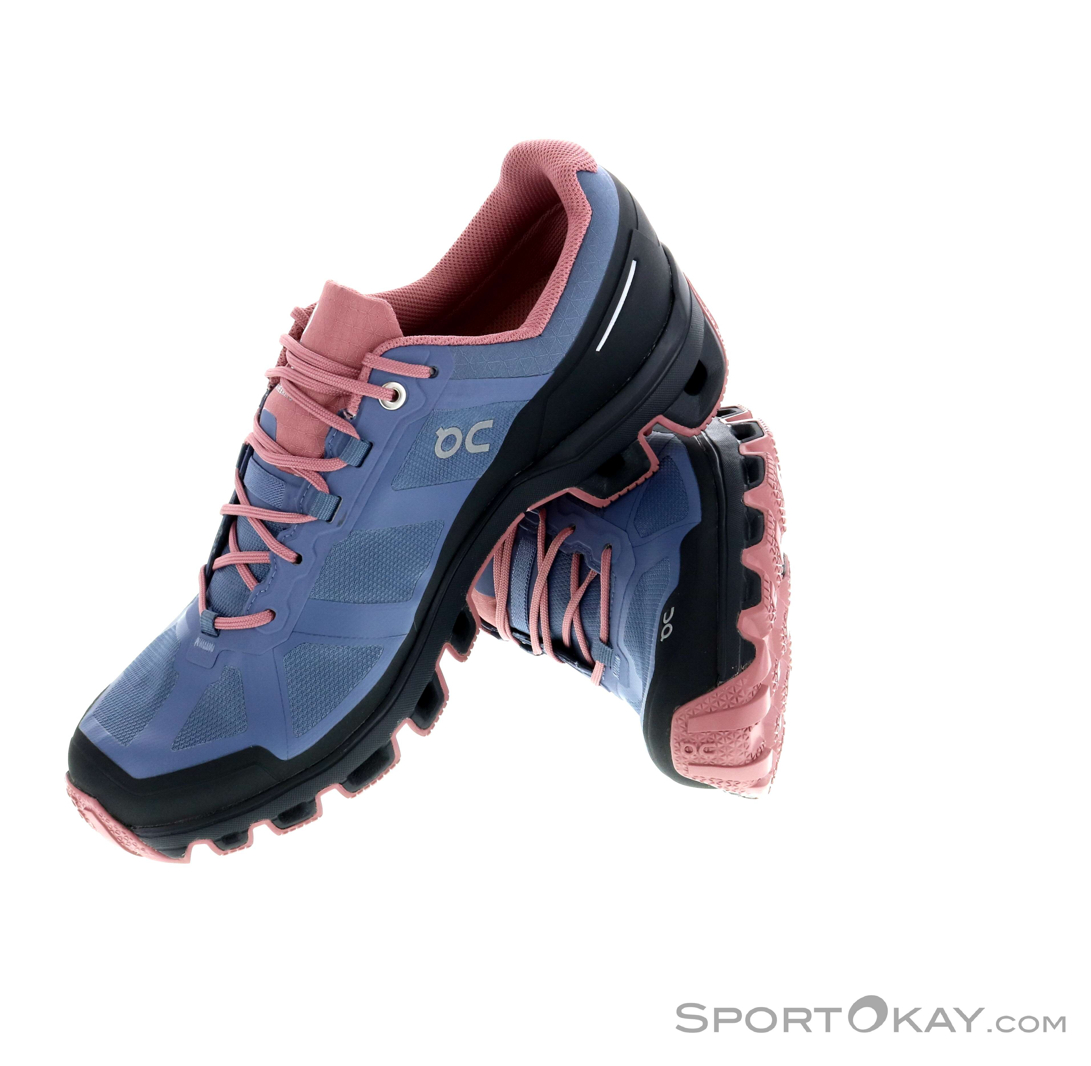 On On Cloudventure Waterproof Womens Trail Running Shoes