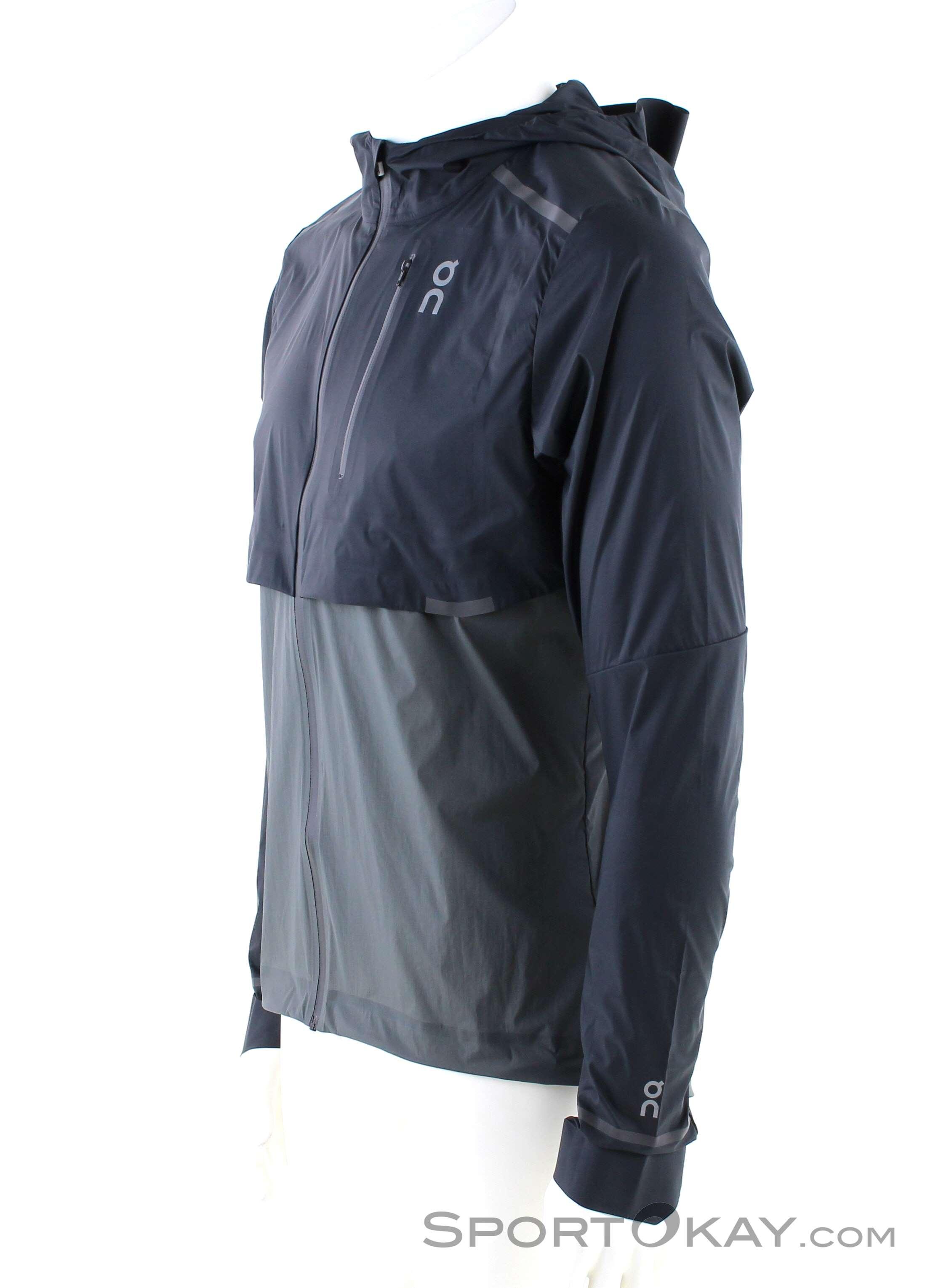 On On Weather Jacket Mens Running Jacket