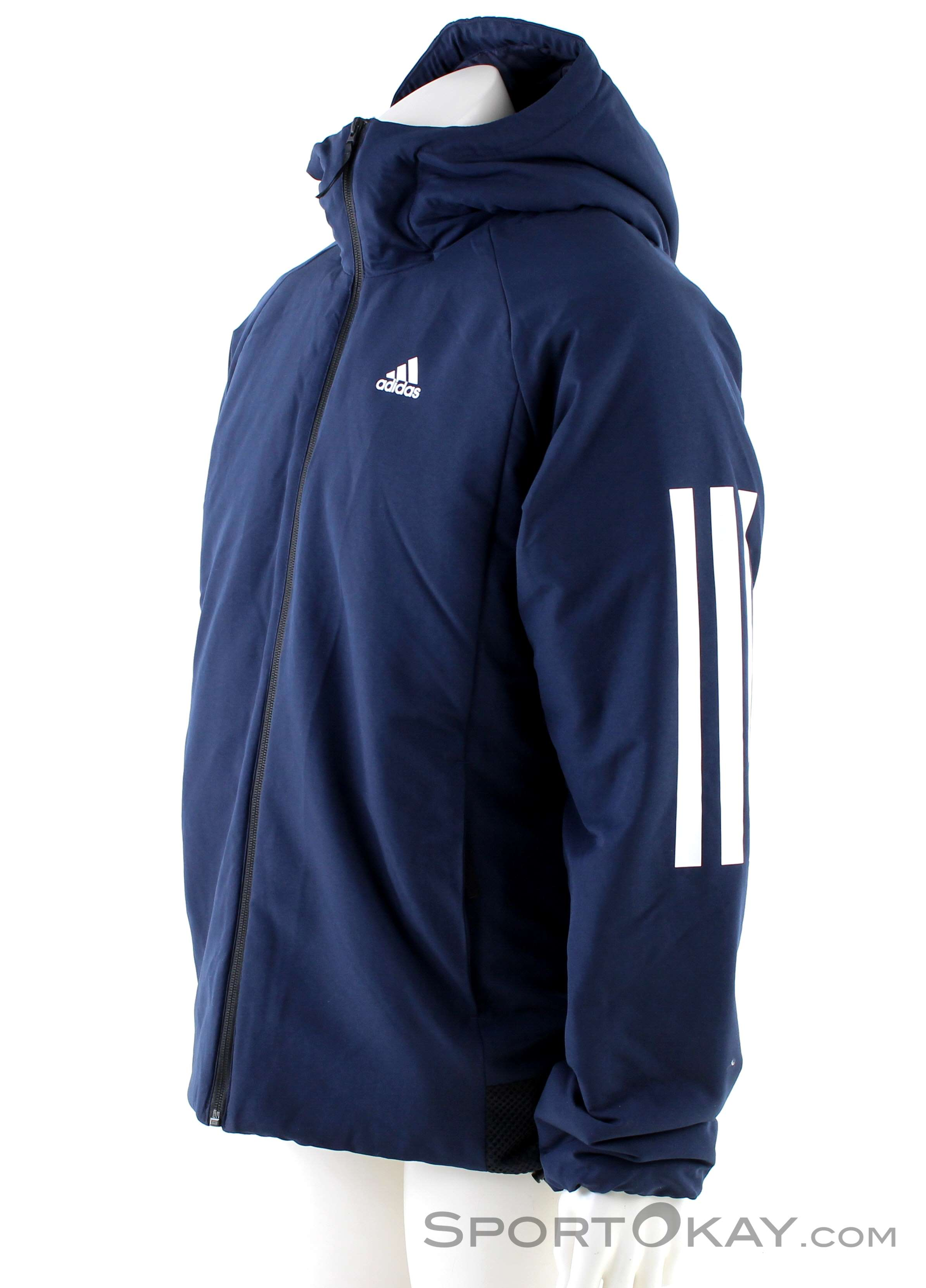 adidas adidas BTS 3S HO Mens Leisure Jacket