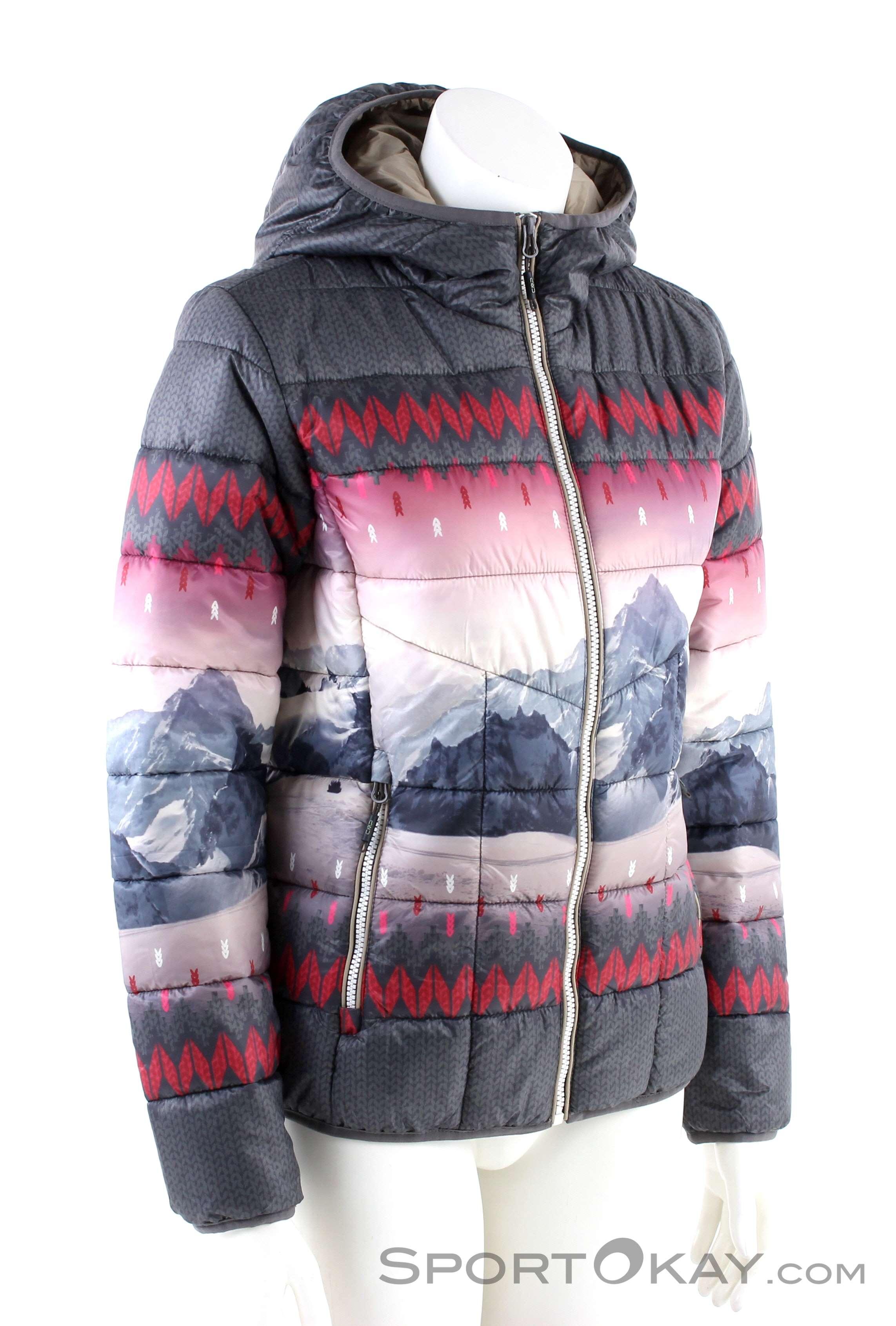 CMP CMP Jacket Fix Hoody Womens Outdoor Jacket