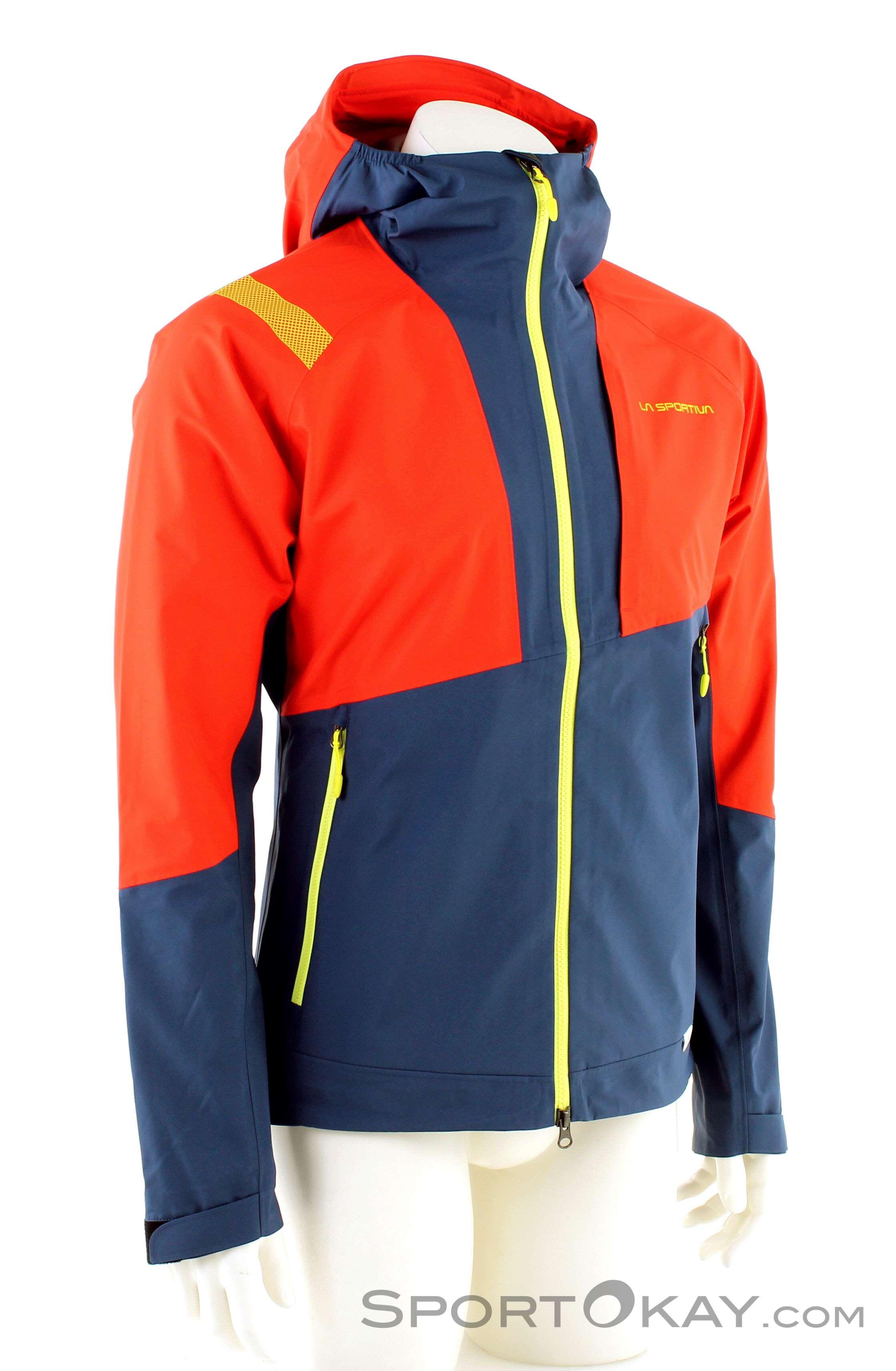 La Sportiva La Sportiva Mars Mens Ski Touring Jacket