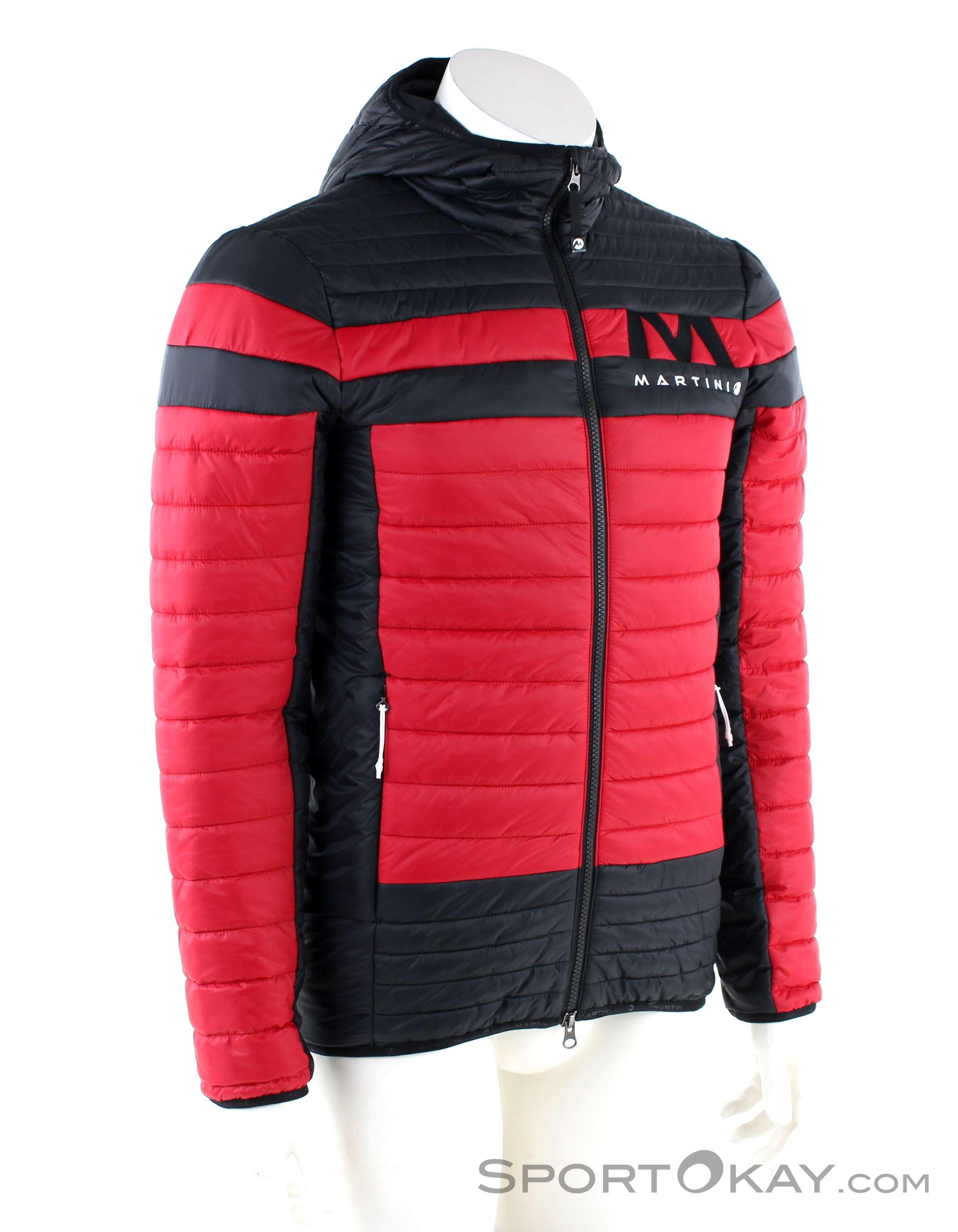 Martini Monterosso Mens Ski Touring Jacket Jackets
