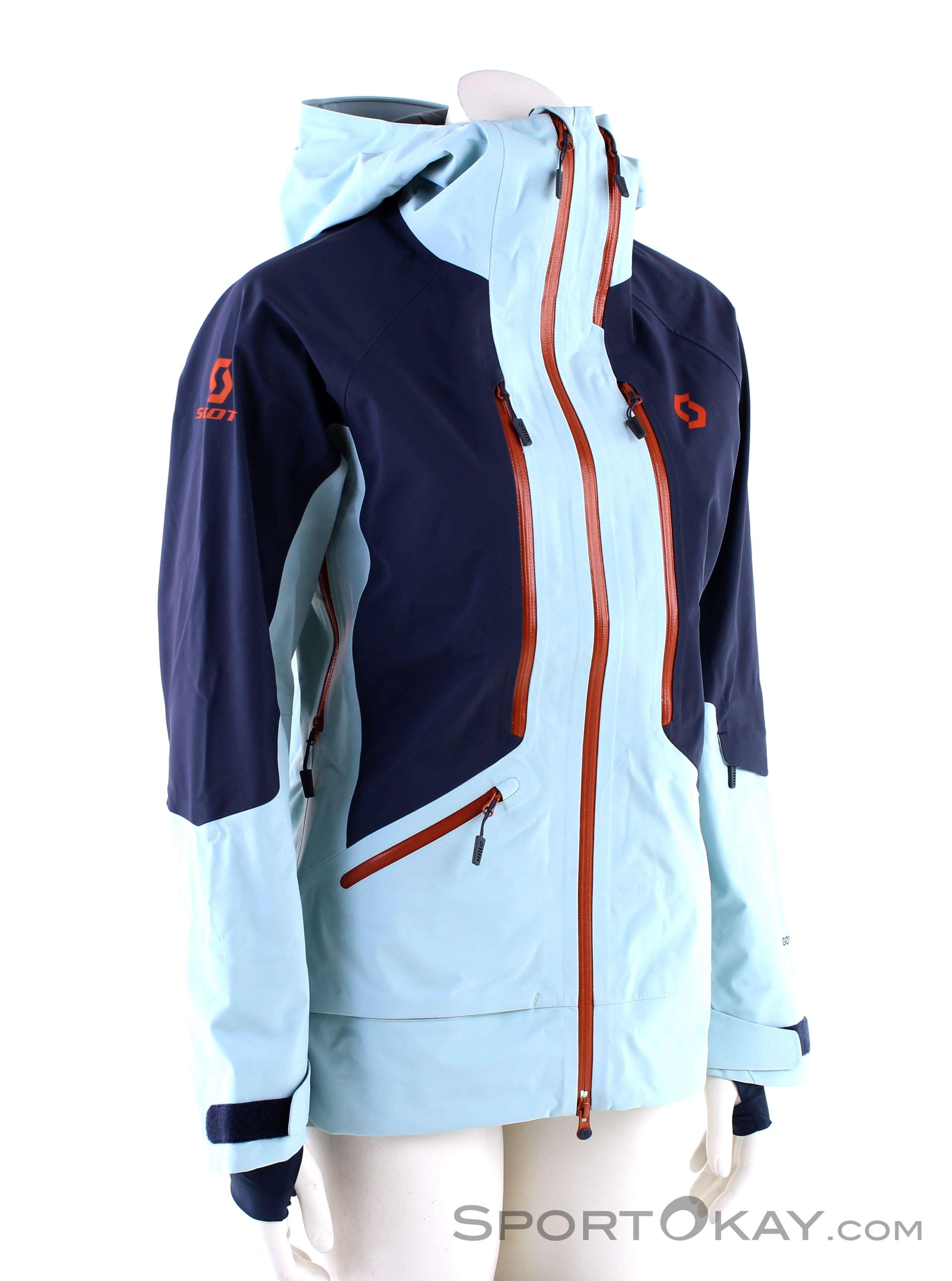 Scott Scott Vertic GTX 3L Womens Ski Jacket