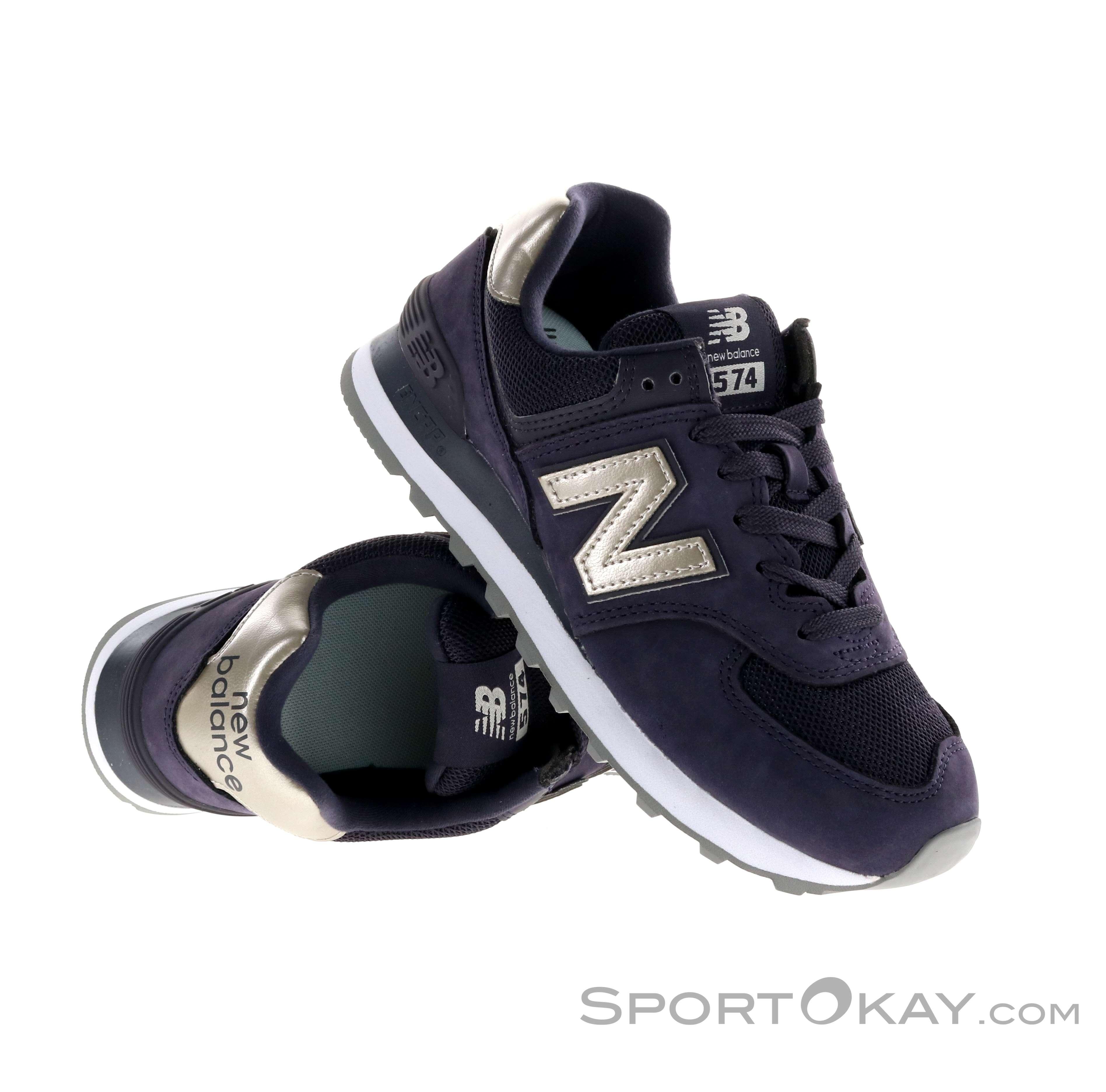New Balance New Balance 574 Womens Leisure Shoes