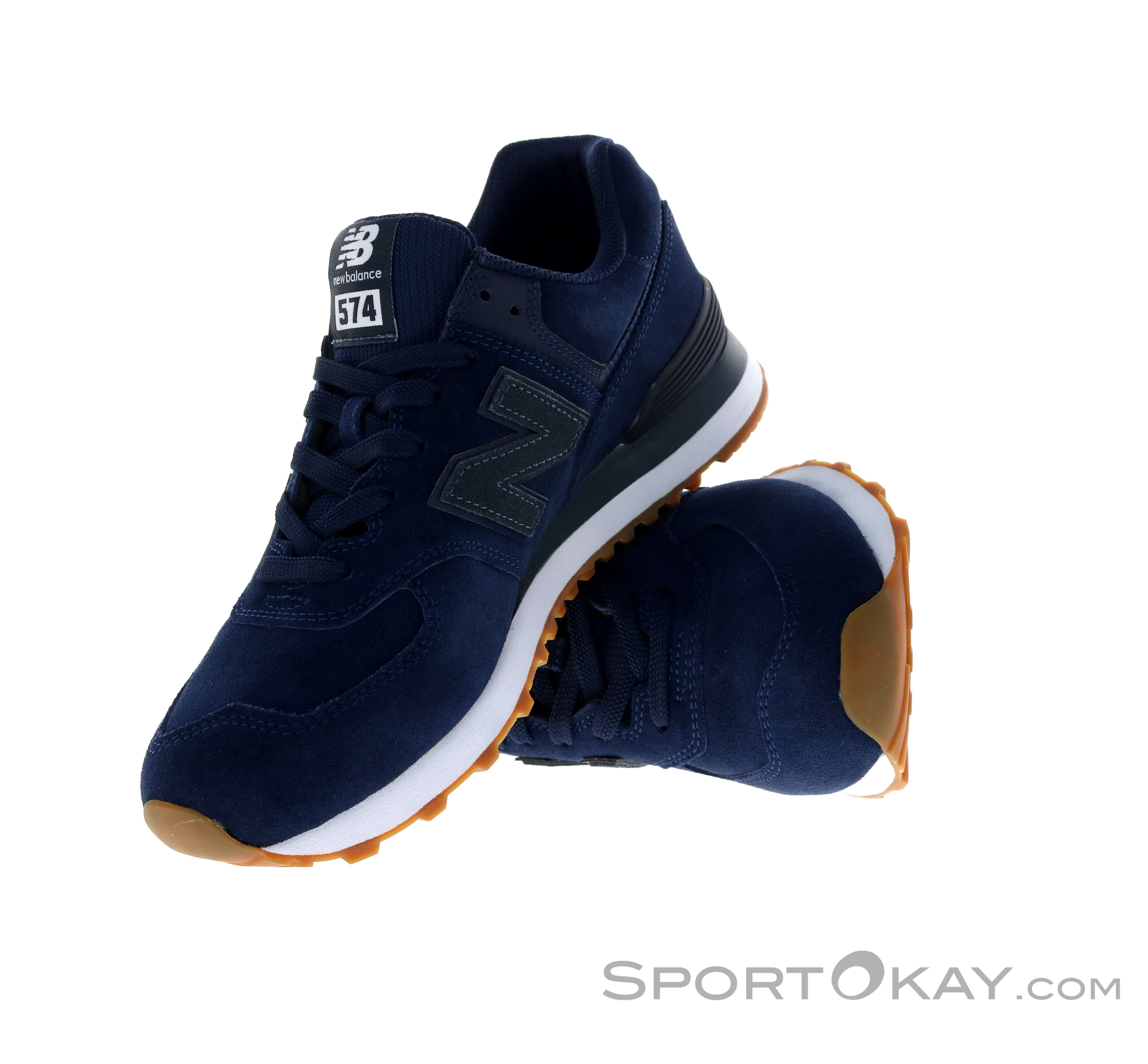 New Balance 574 Mens Leisure Shoes - Leisure Shoes - Shoes ...