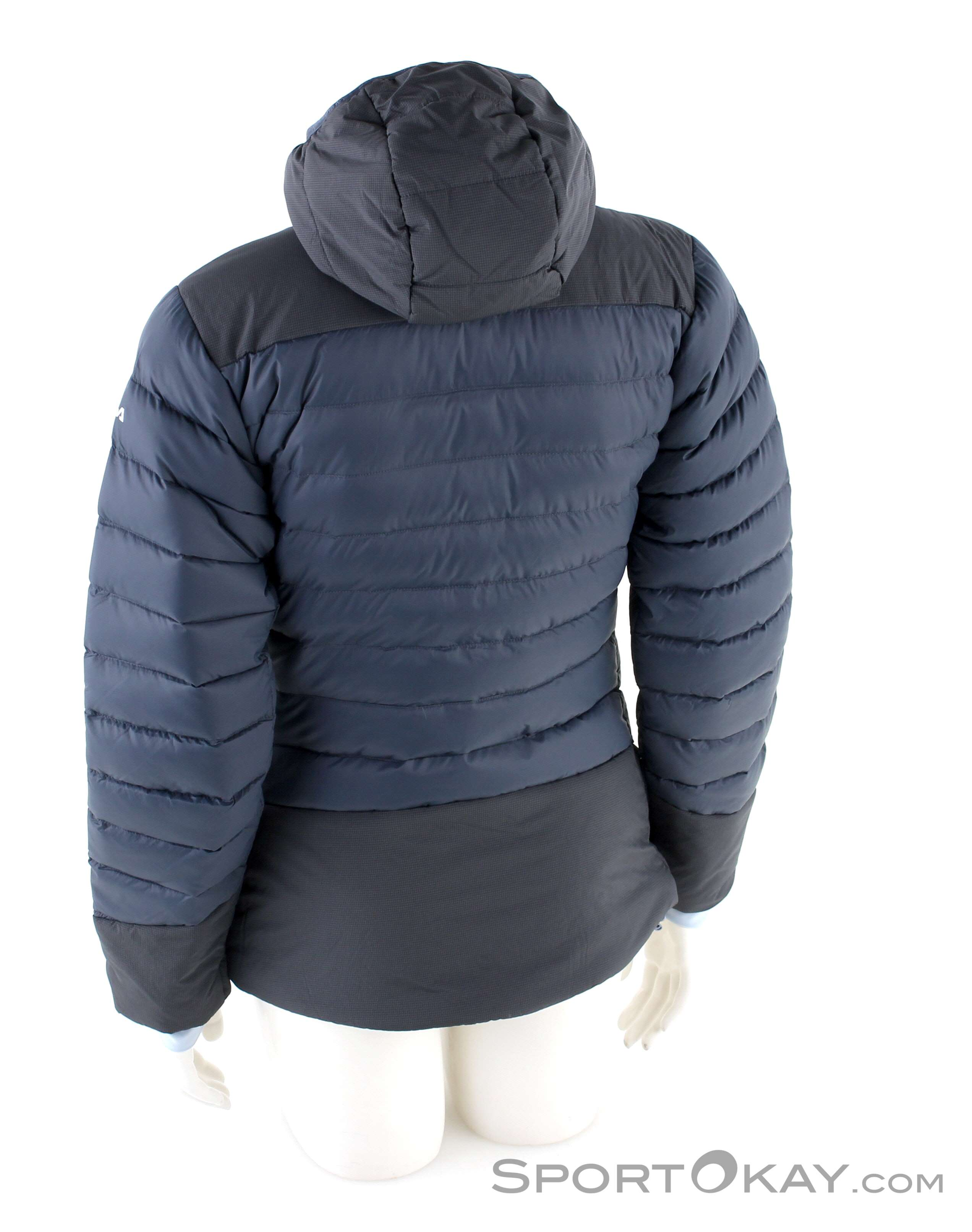 Camping & Outdoor Salewa Ortles Medium 2 DWN W Jacket black