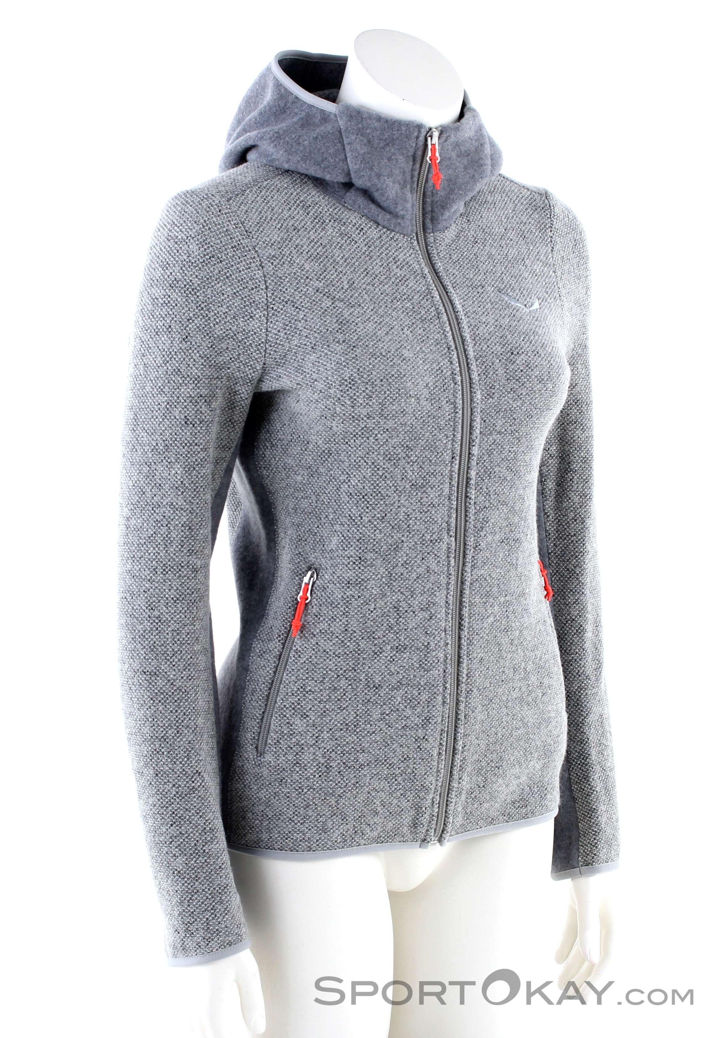 Salewa Salewa Fanes Hybrid WO Womens Outdoor Sweater