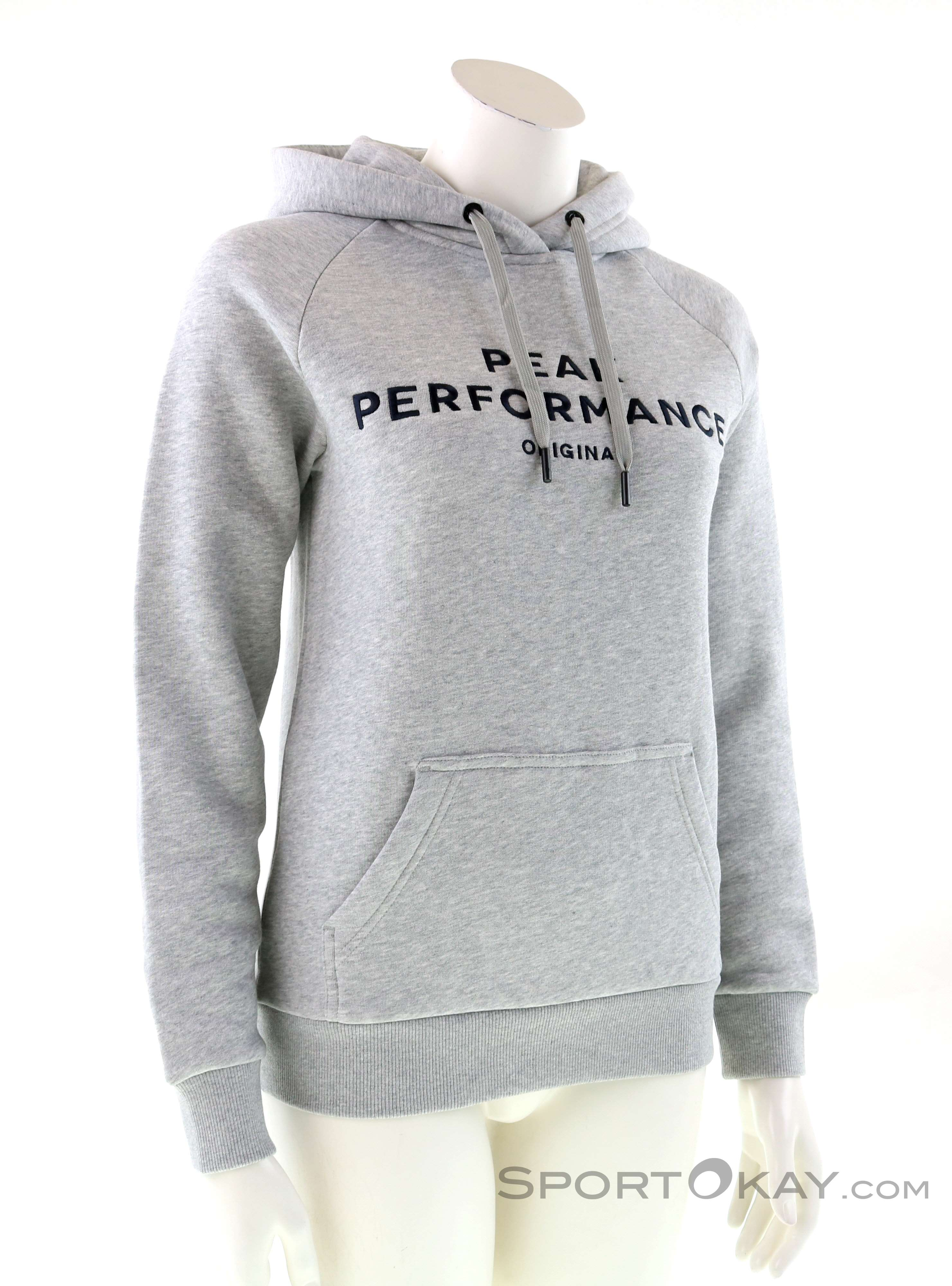Peak Performance Logo Womens Sweater Sweaters Outdoor Clothing Outdoor All
