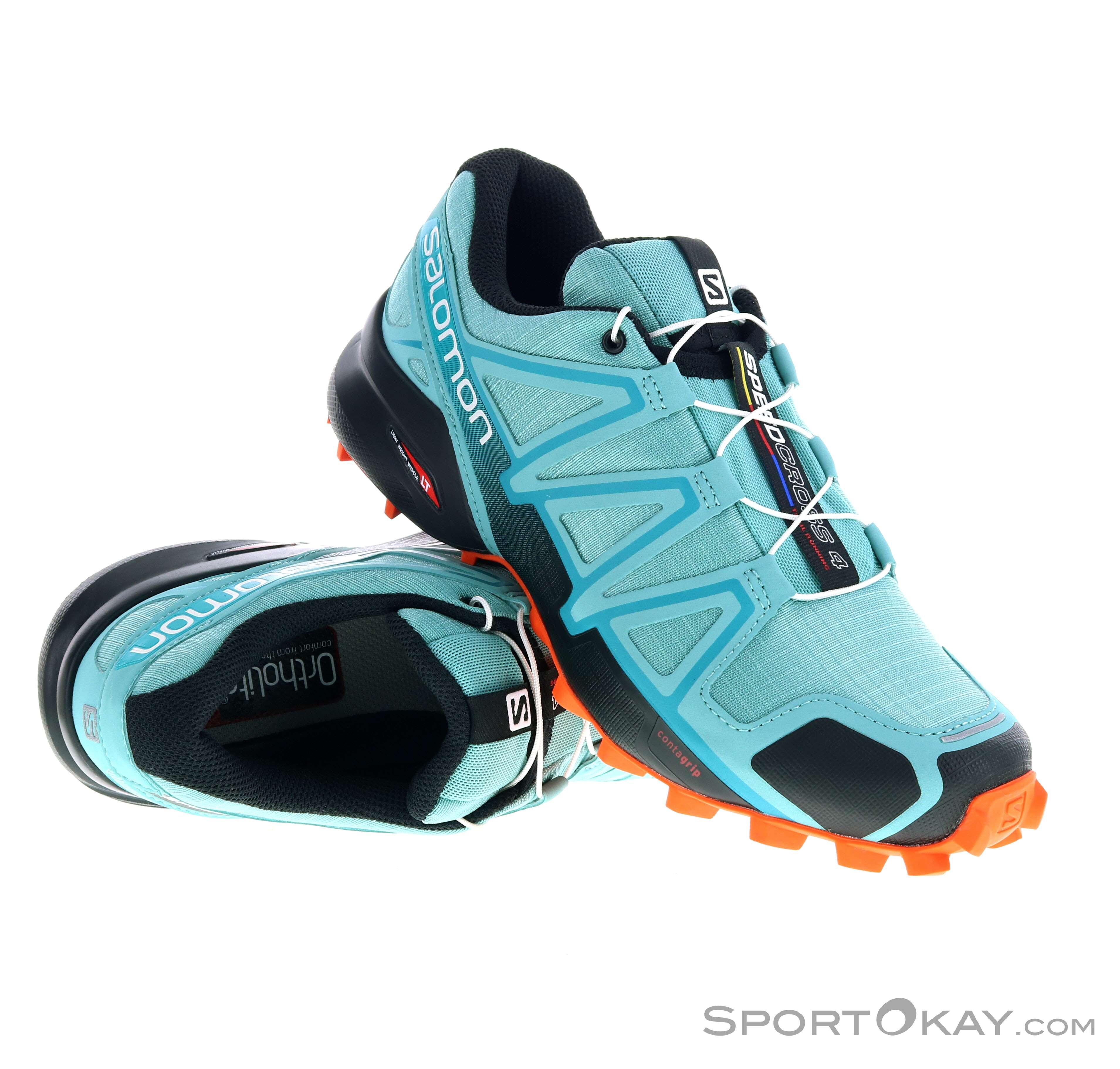 Salomon Speedcross 4 Damen Traillaufschuhe Traillaufschuhe iHDZG