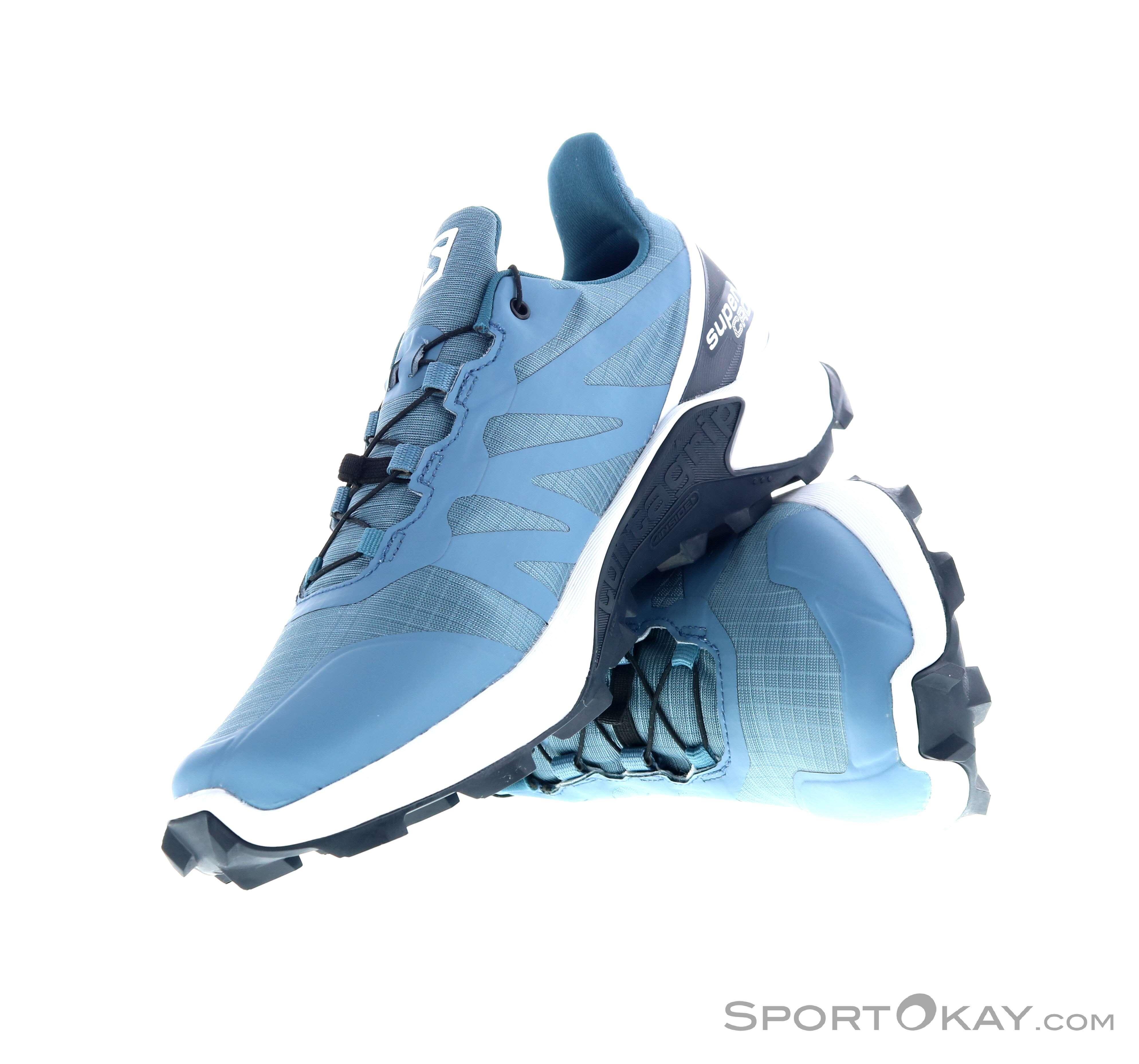 Salomon Supercross GTX Womens Trail Running Shoes Gore Tex TkuQF