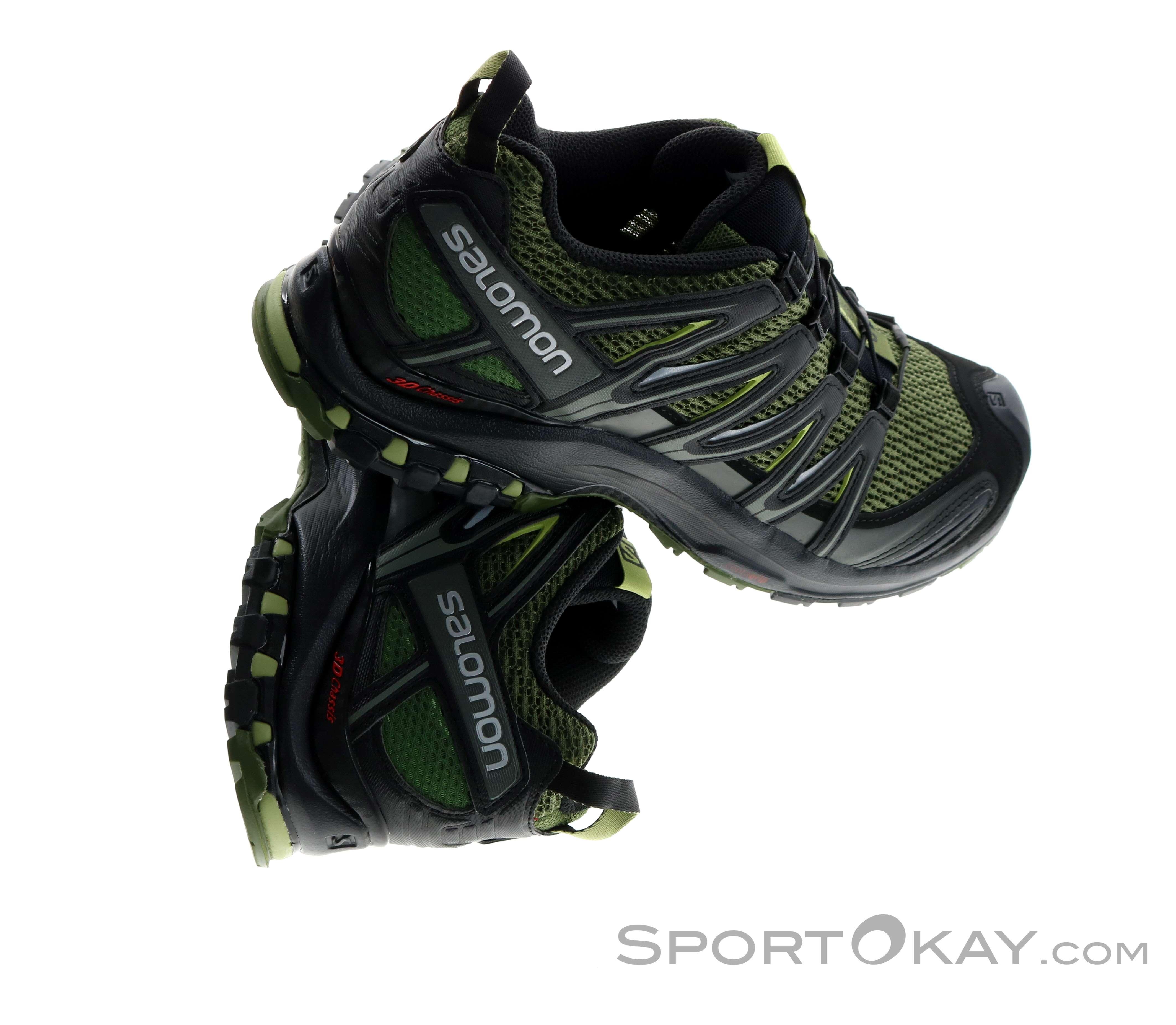 Salomon XA Pro 3D Mens Trail Running Shoes Trail Running