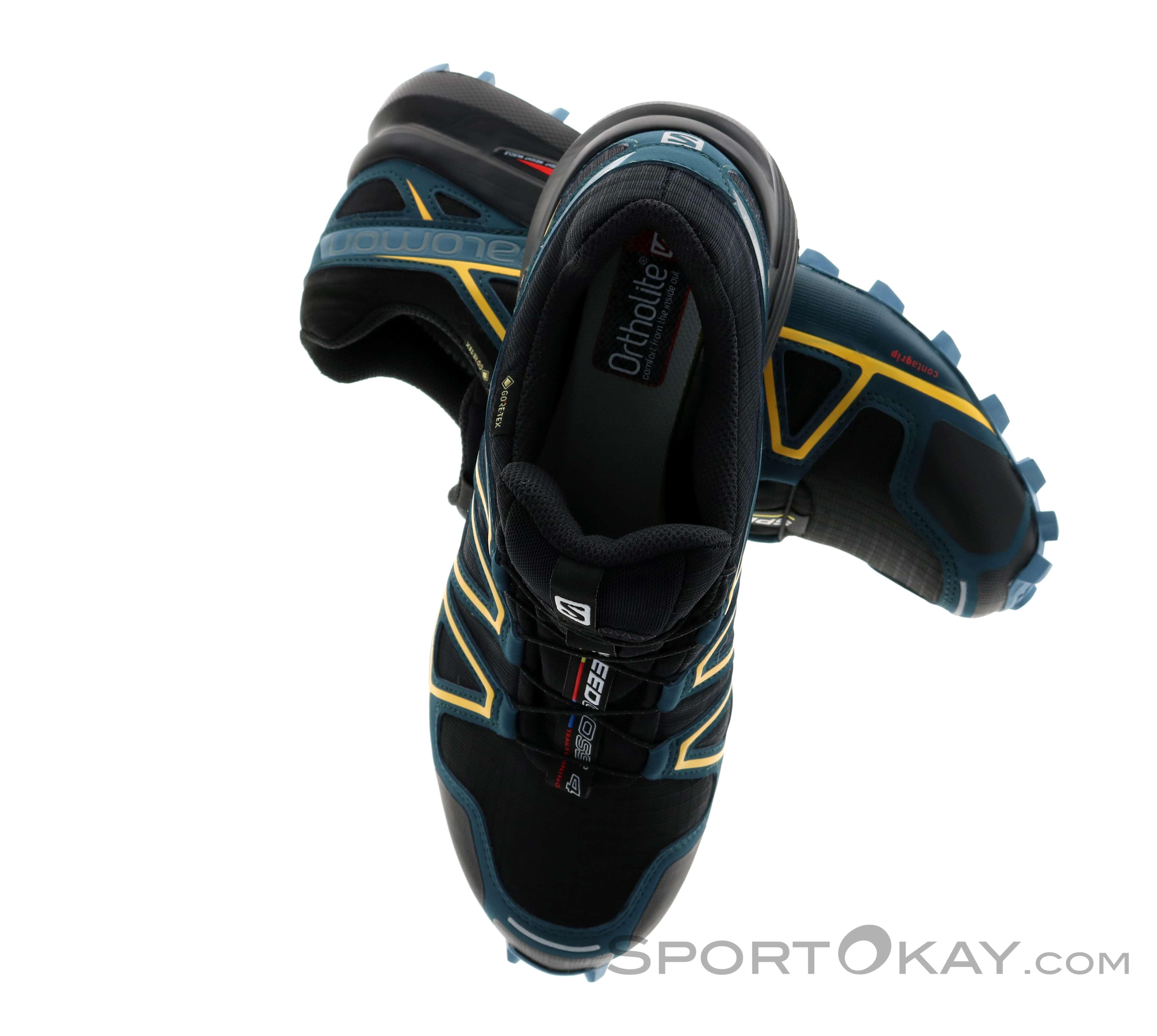 Salomon Salomon Speedcross 4 Uomo Scarpe da Trail Running Gore Tex