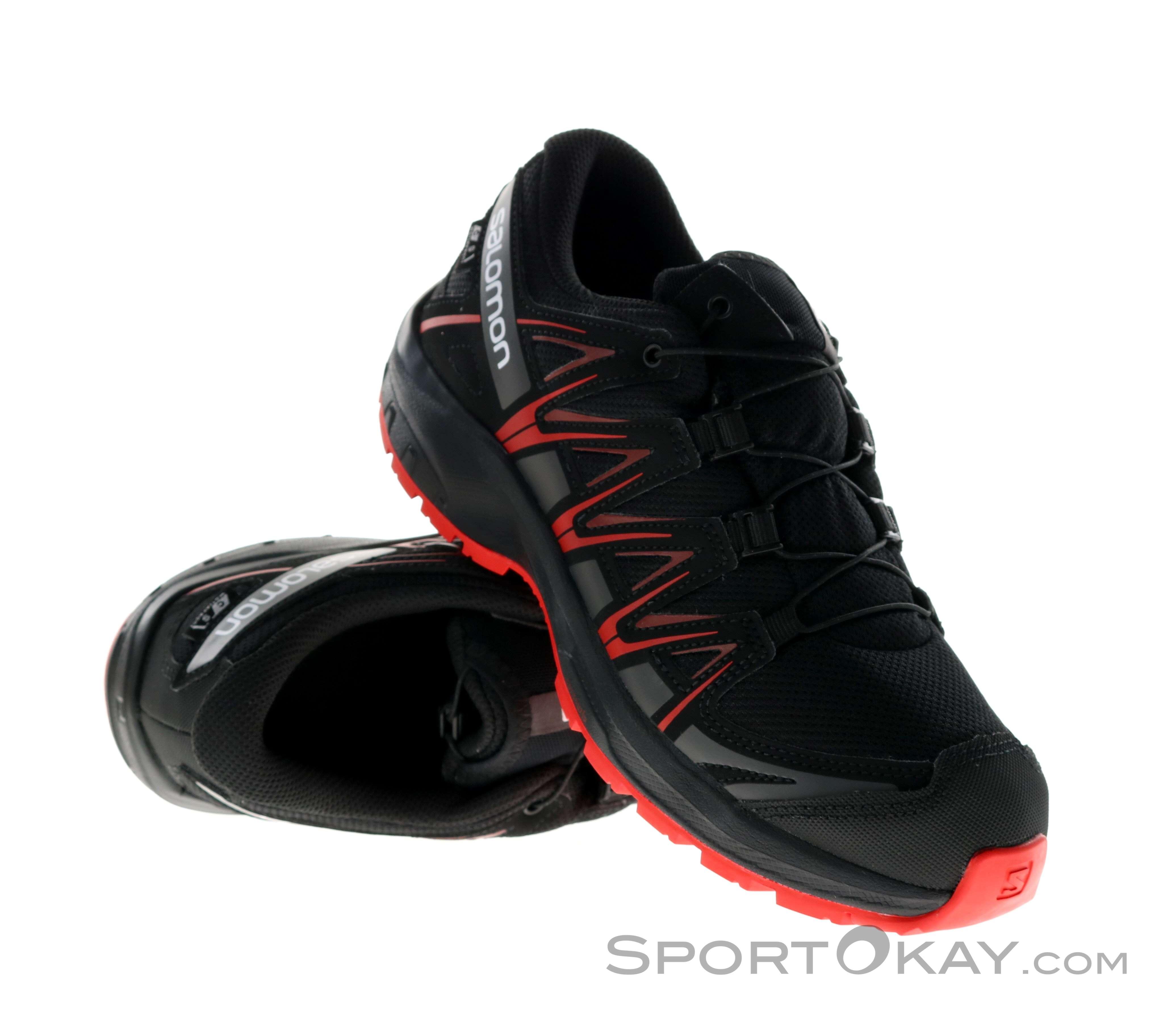 Salomon Xa Pro 3D J Trail Running Shoe