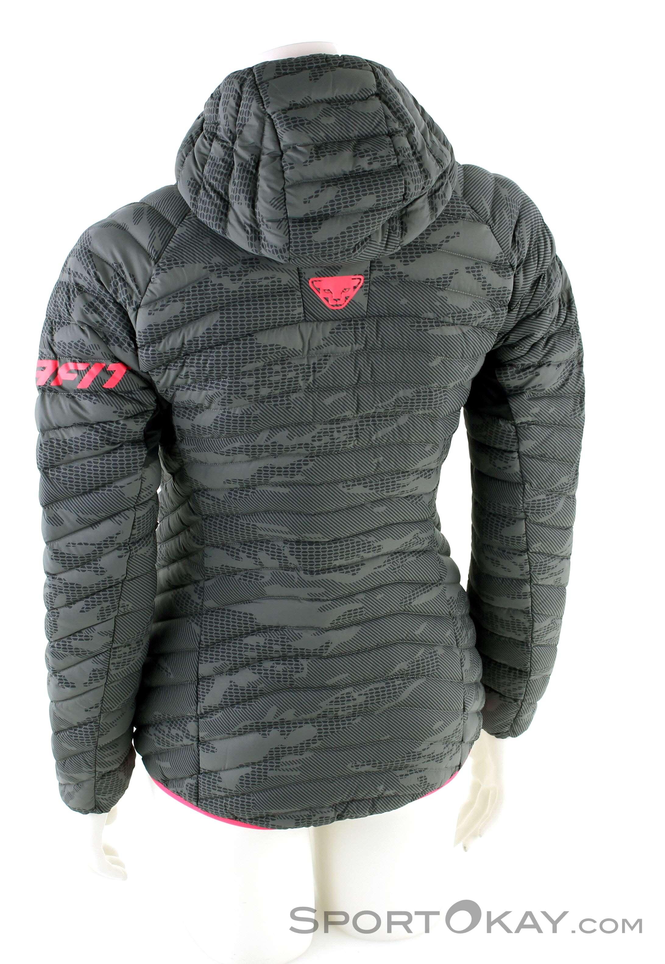 Womens Ski Down Hood Touring Radical Dynafit Jacket Dynafit WYIDH9E2