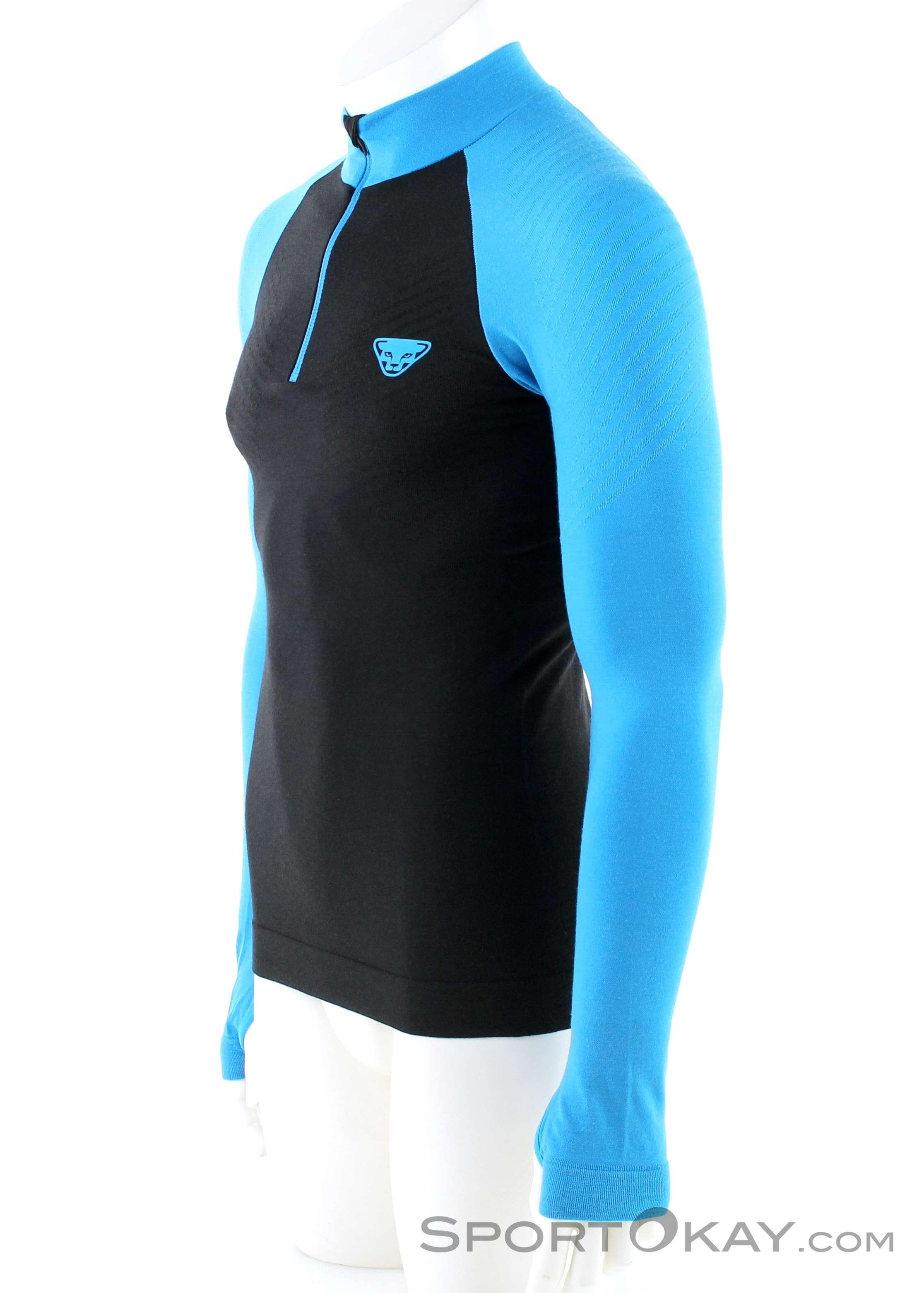 DYNAFIT Herren Alpine Pro Longsleeve Langarmshirt Sweatshirt